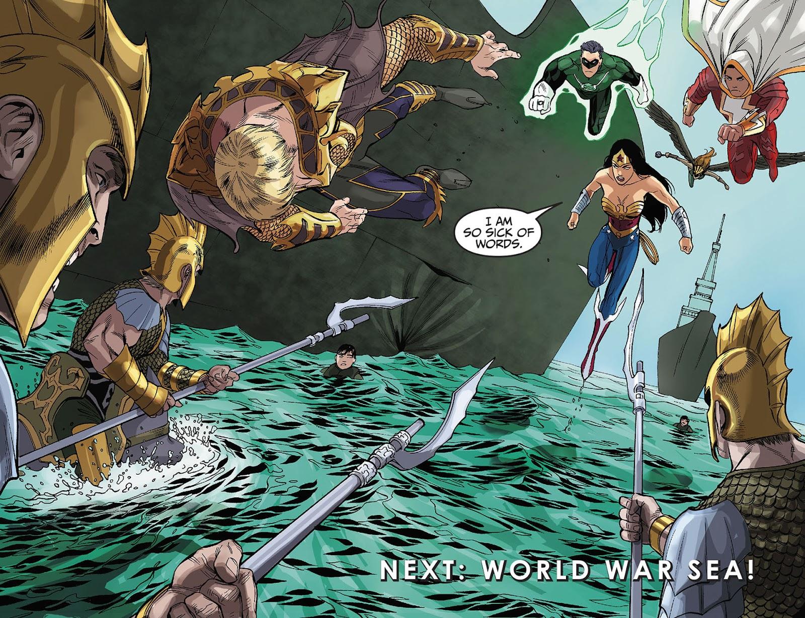 Injustice: Gods Among Us [I] Issue #10 #11 - English 22