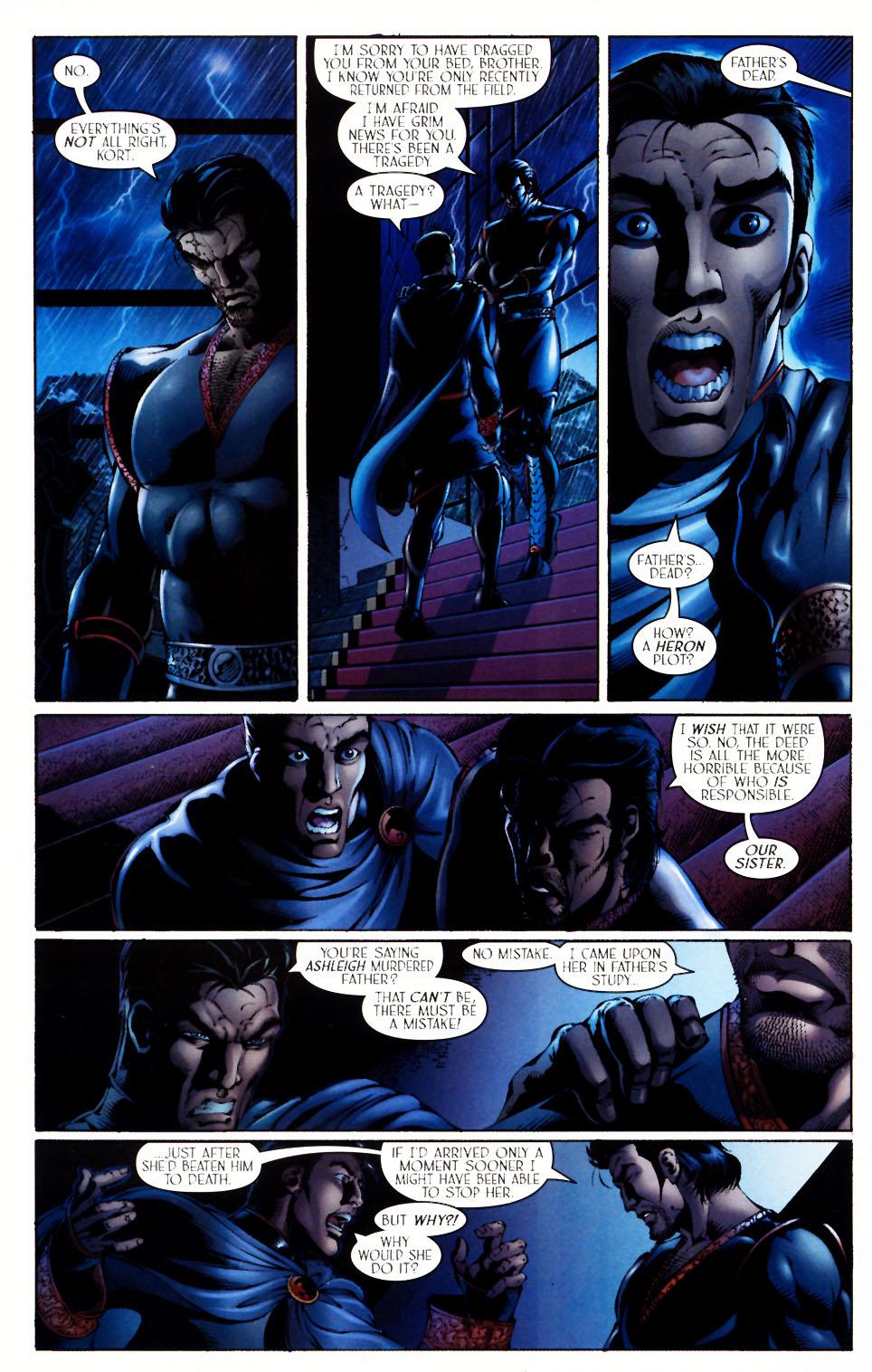 Read online Scion comic -  Issue #12 - 20