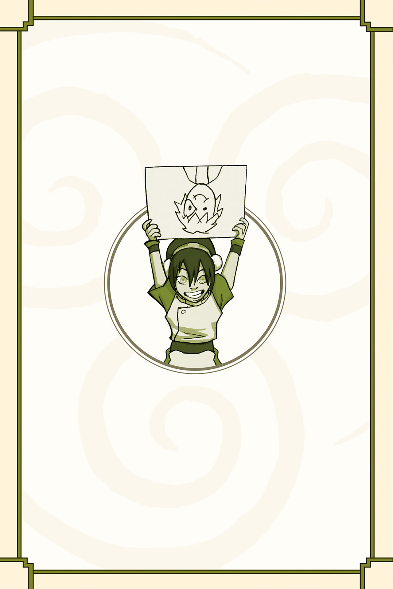 Nickelodeon Avatar: The Last Airbender - The Lost Adventures chap full pic 223