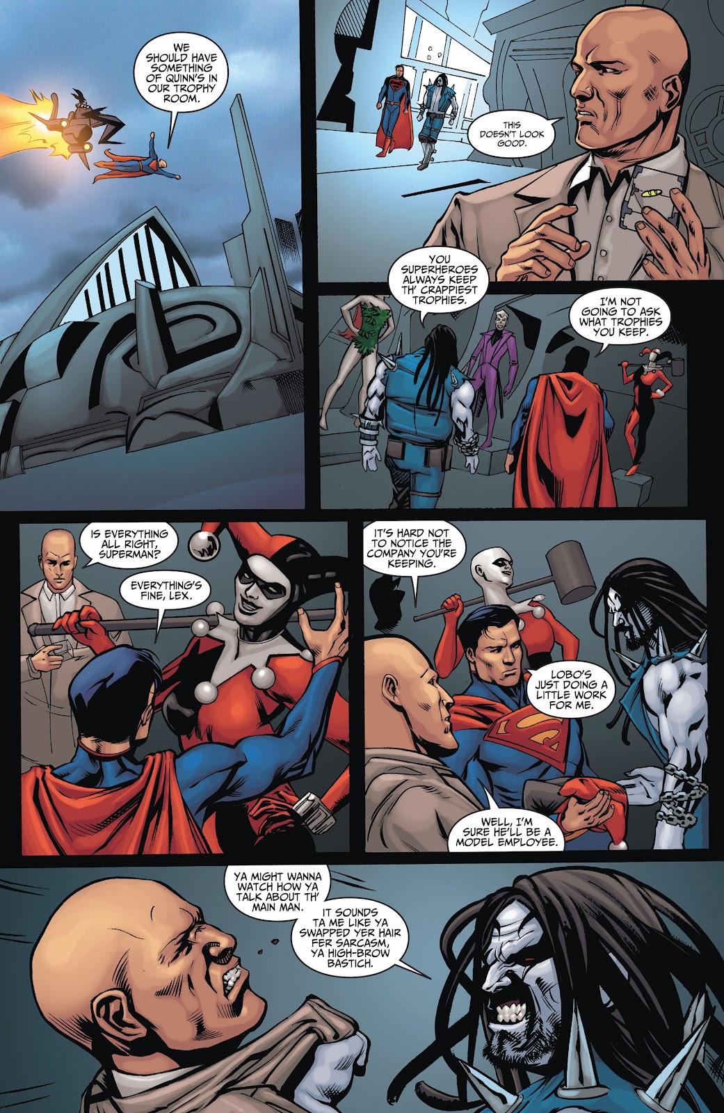 Injustice: Gods Among Us [I] _Annual 1 #1 - English 15