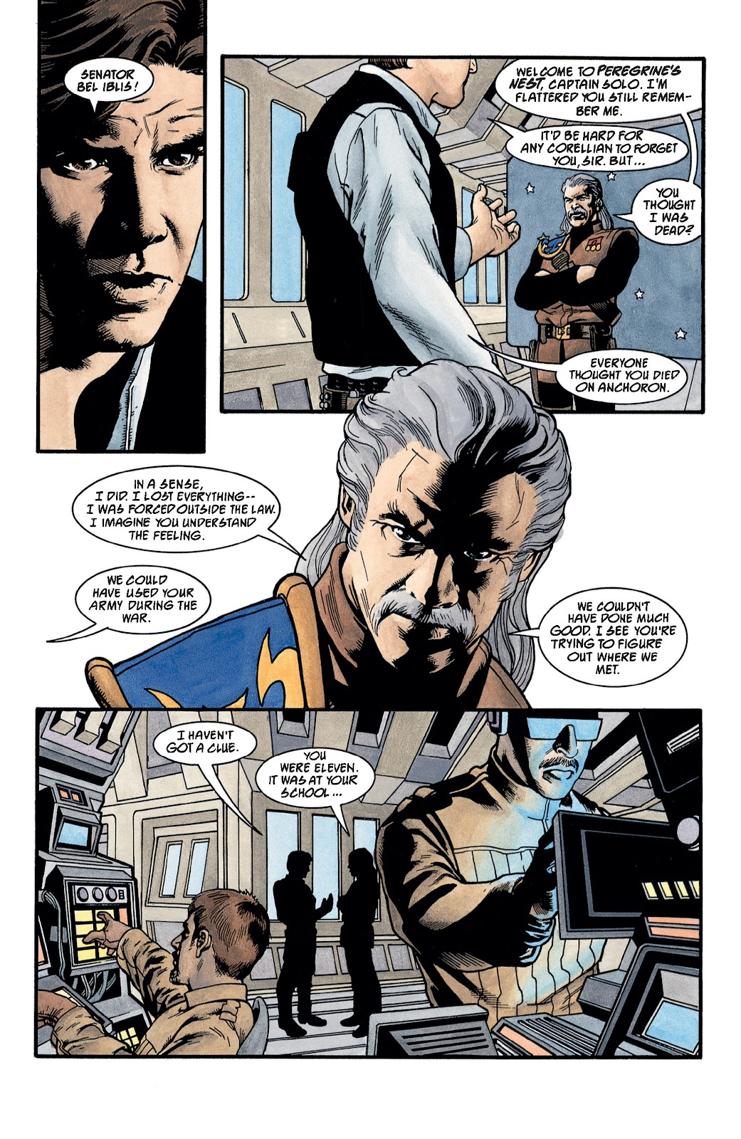 Star Wars: The Thrawn Trilogy issue 2 - Page 1