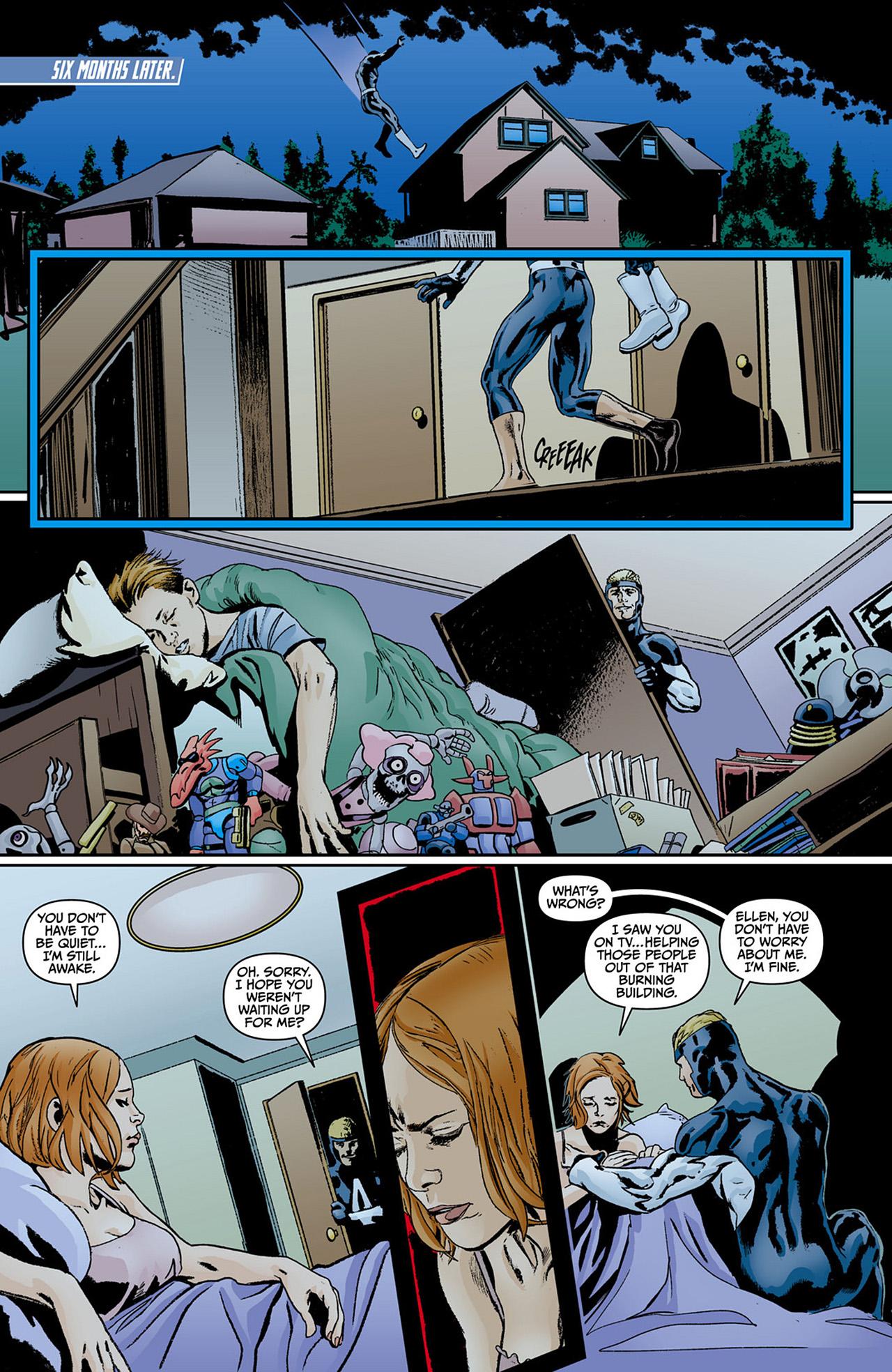 Animal Man (2011) #0 #32 - English 18