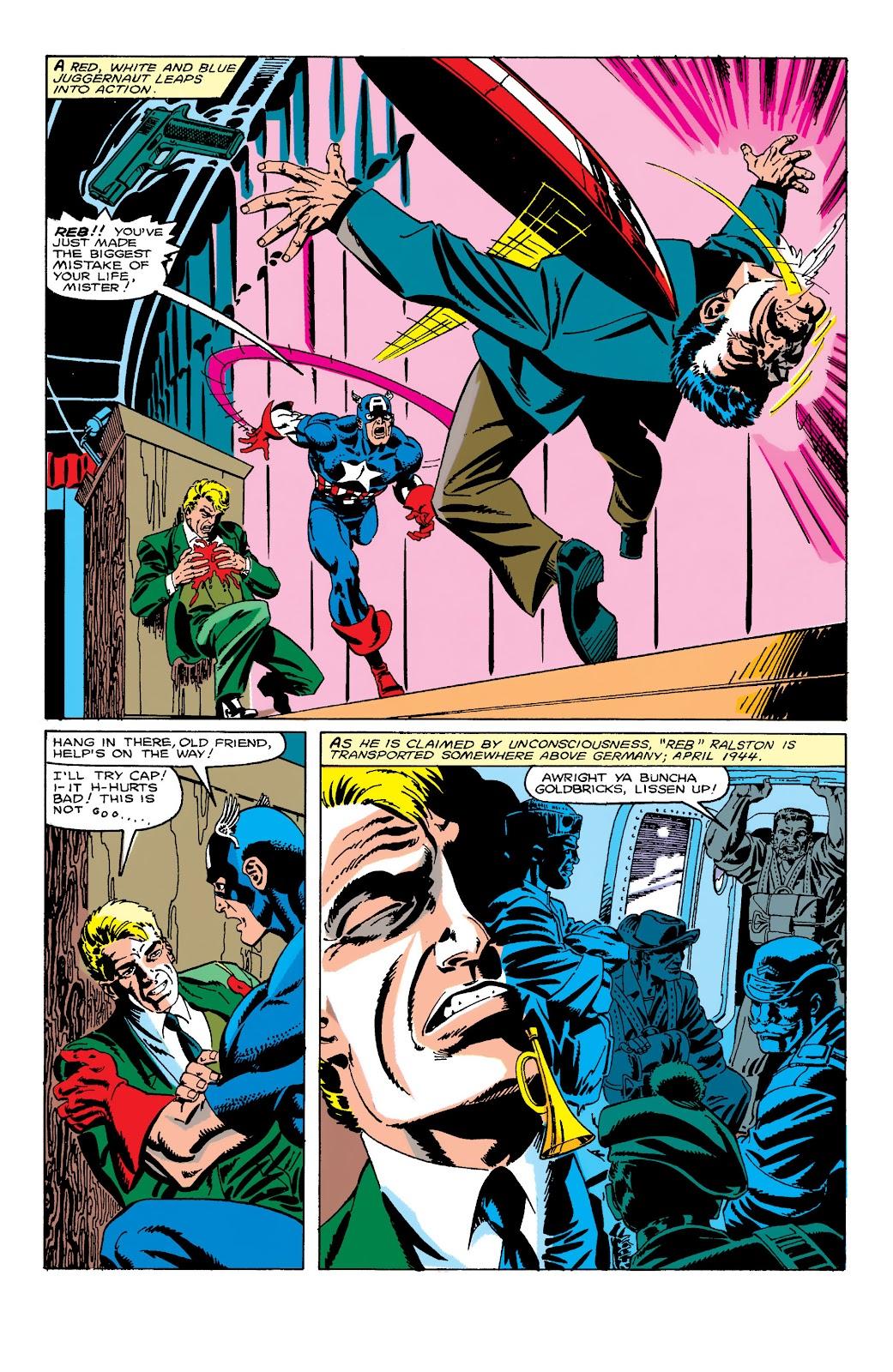 Captain America (1968) _Annual 9 #9 - English 27