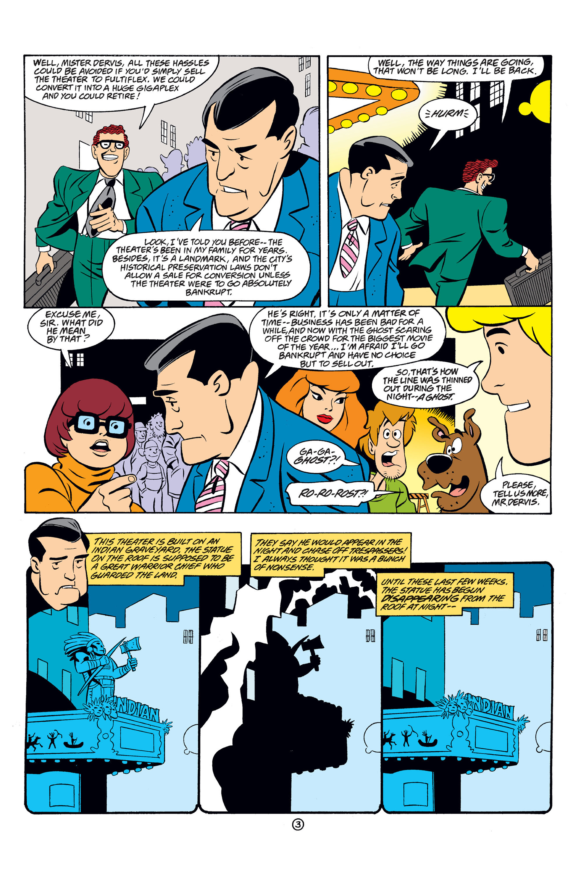 Read online Scooby-Doo (1997) comic -  Issue #33 - 4