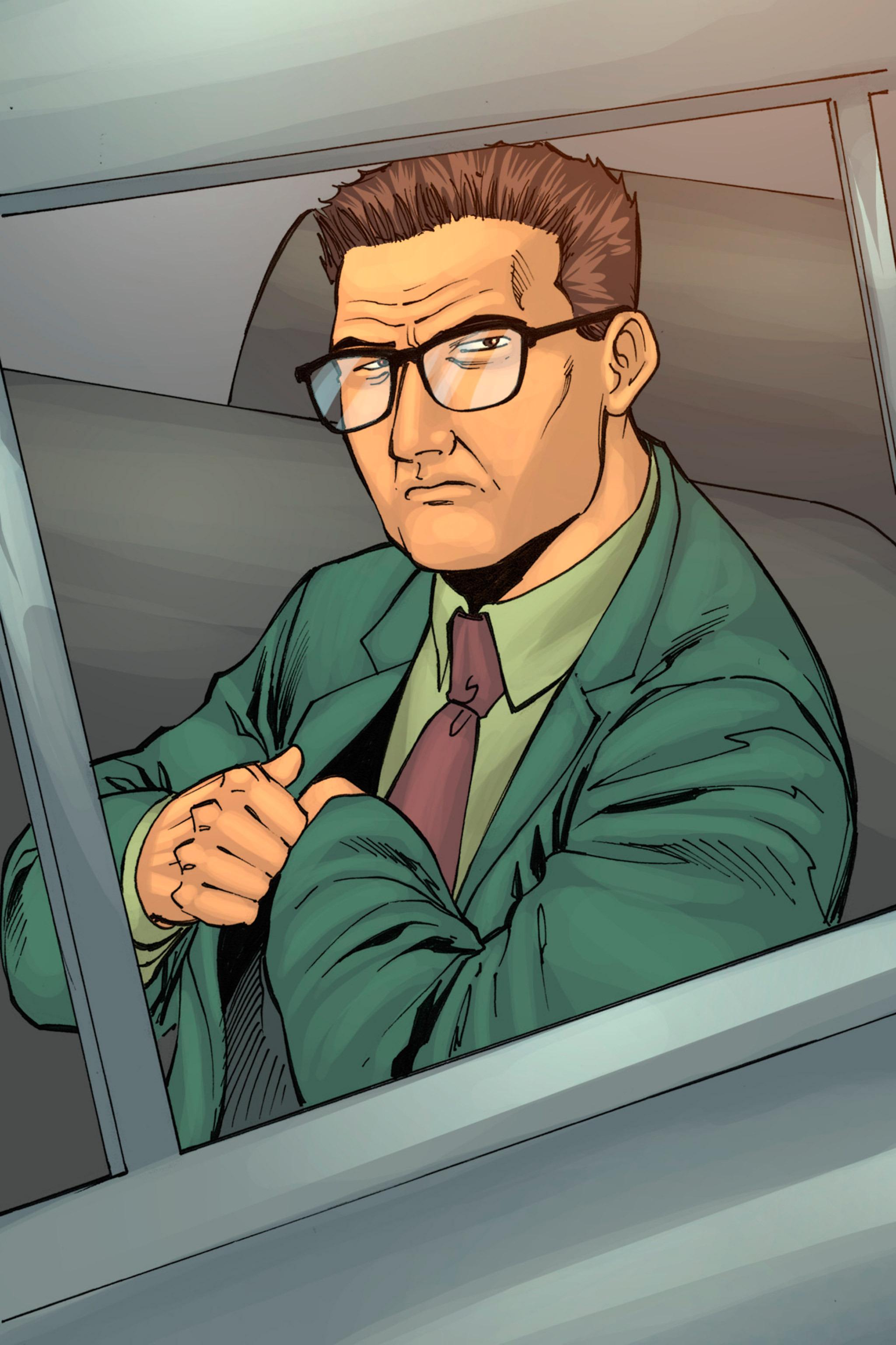 Read online Z-Men comic -  Issue #1 - 117