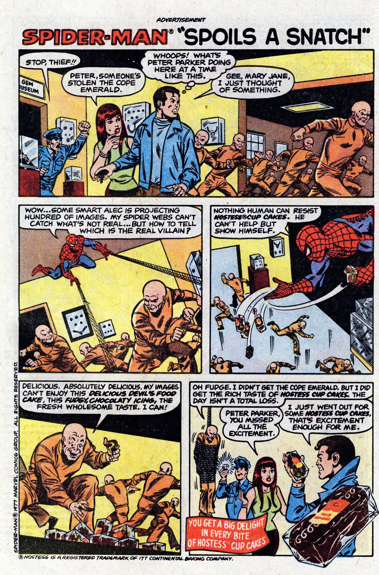 I017 SPIDER-MAN CITY AT WAR #1 US-COMIC OF 6 - MARVEL COMIC USA