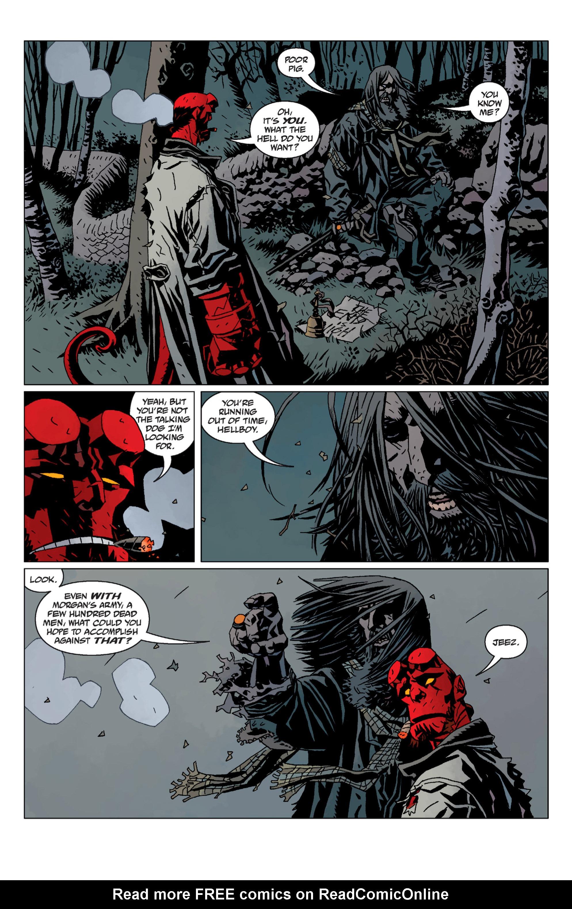 Hellboy chap 12 pic 72