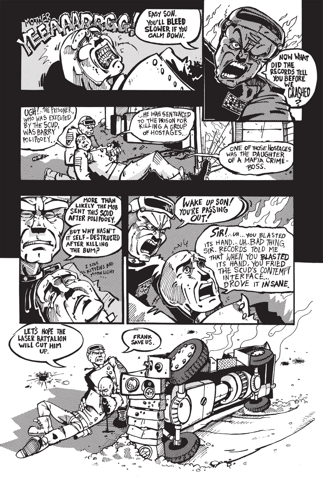 Read online Scud: The Disposable Assassin: The Whole Shebang comic -  Issue # TPB (Part 1) - 70