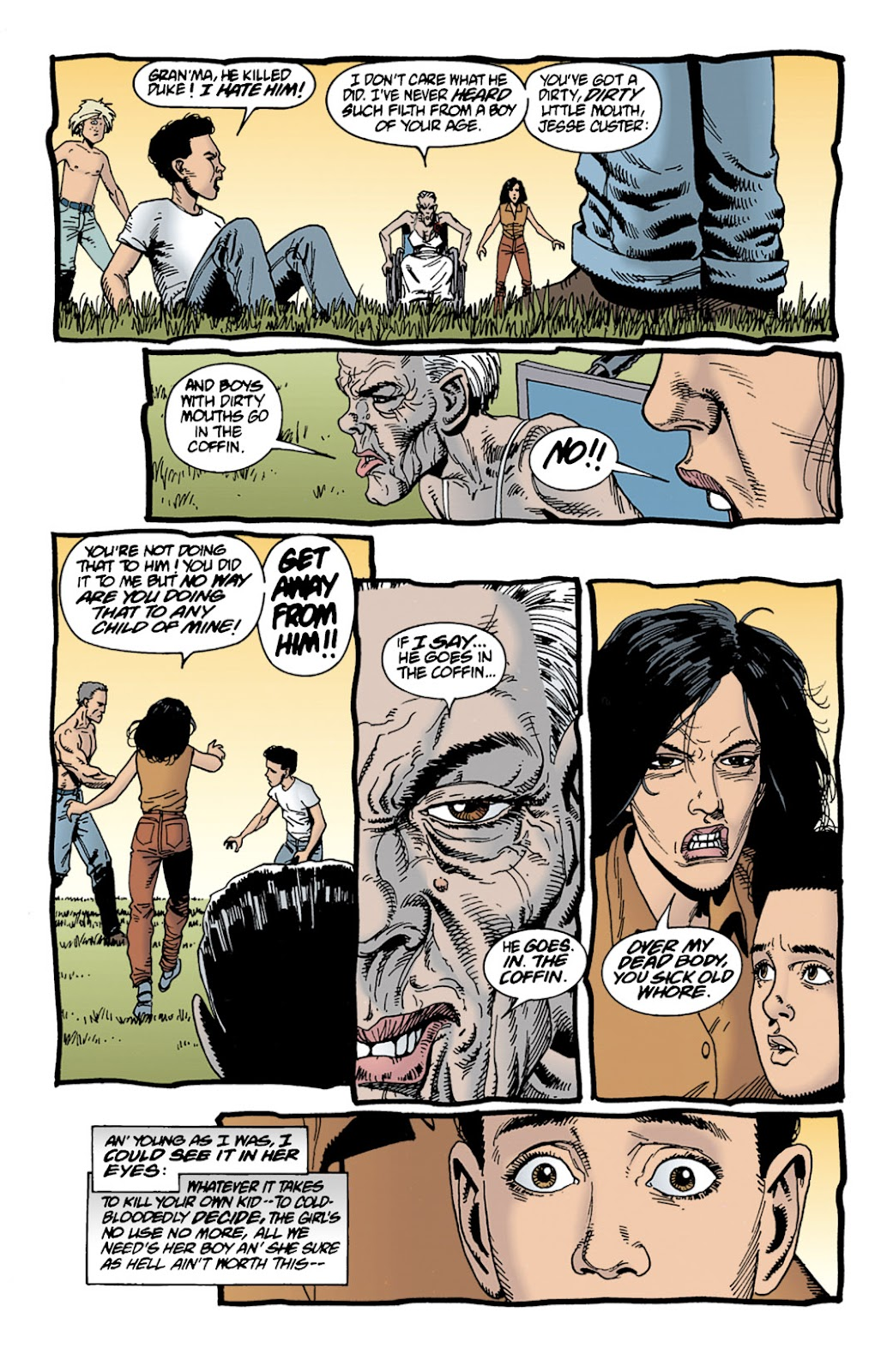 Preacher Issue #9 #18 - English 23