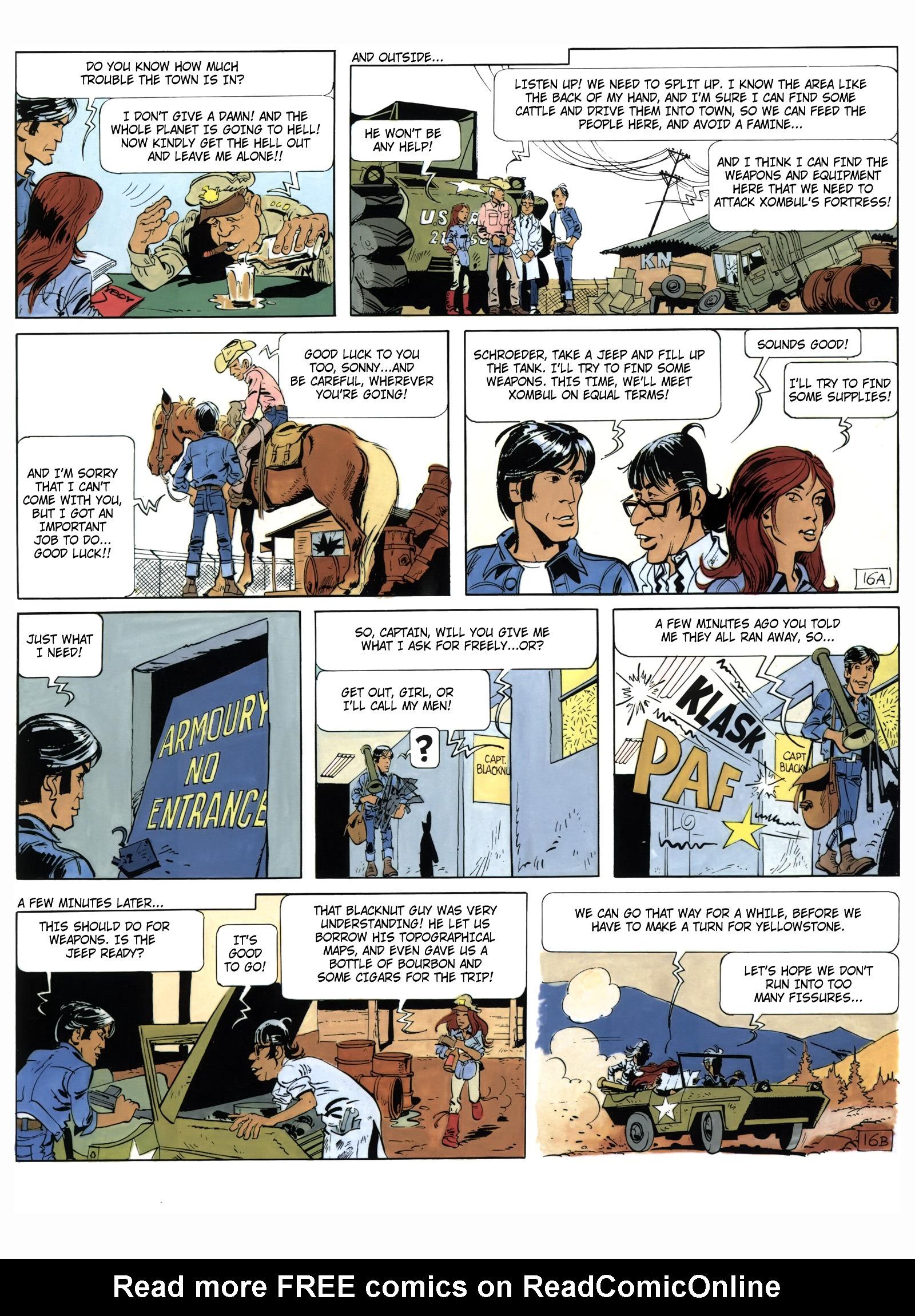 Valerian and Laureline #1 #23 - English 43