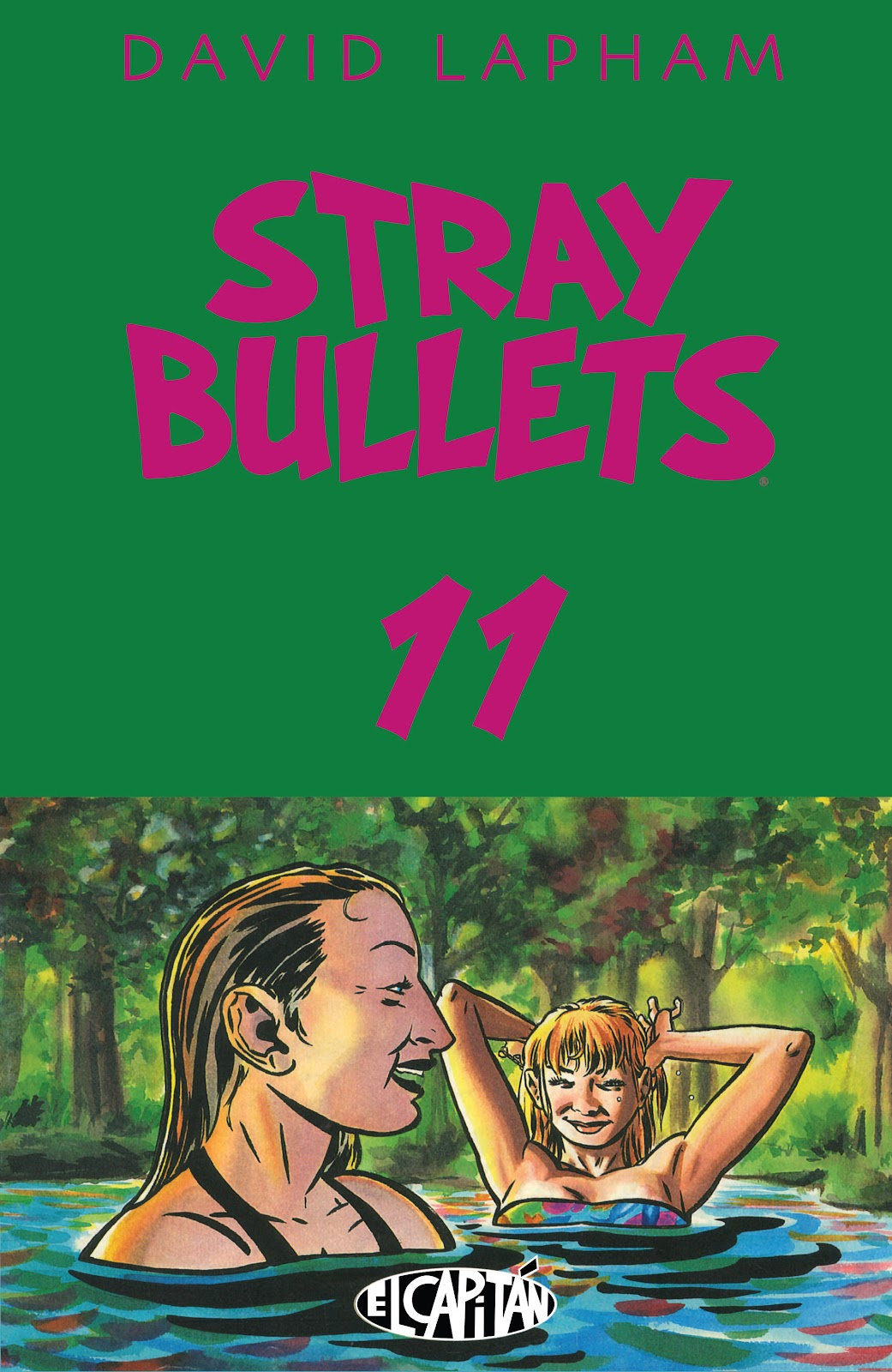 Stray Bullets Issue #11 #11 - English 1