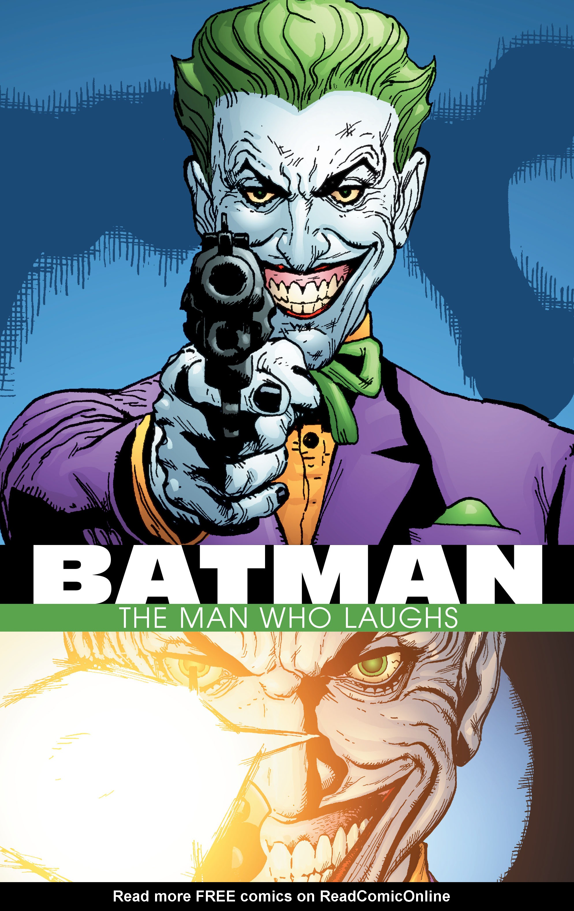Batman: The Man Who Laughs chap 1 pic 2