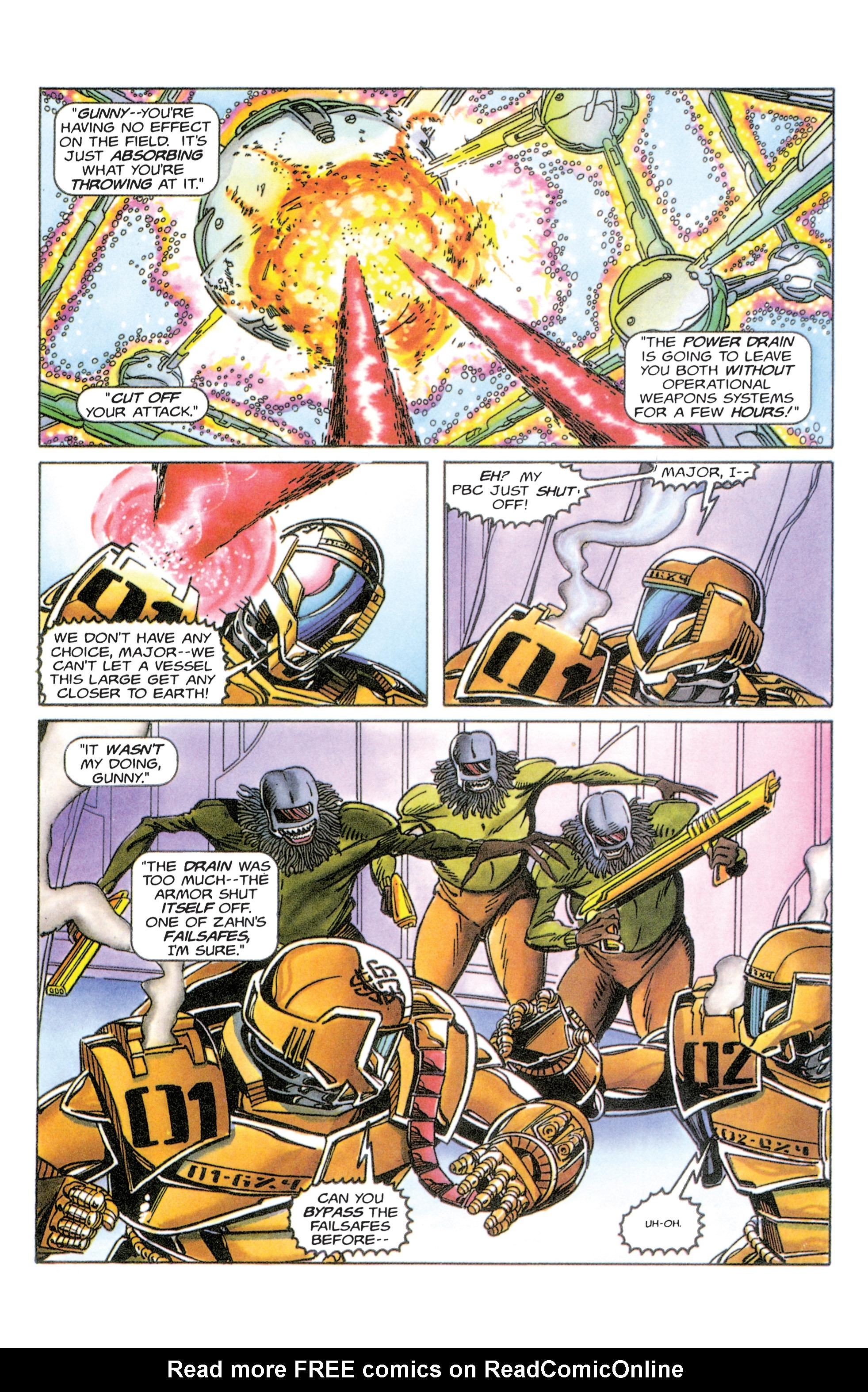 Armorines (1994) 6 Page 17