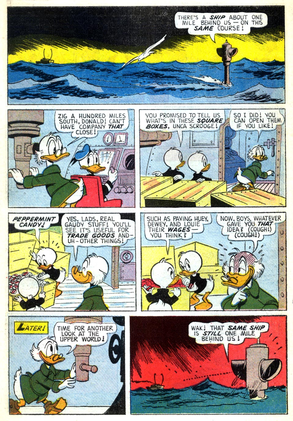 Uncle Scrooge (1953) Issue #41 #41 - English 10