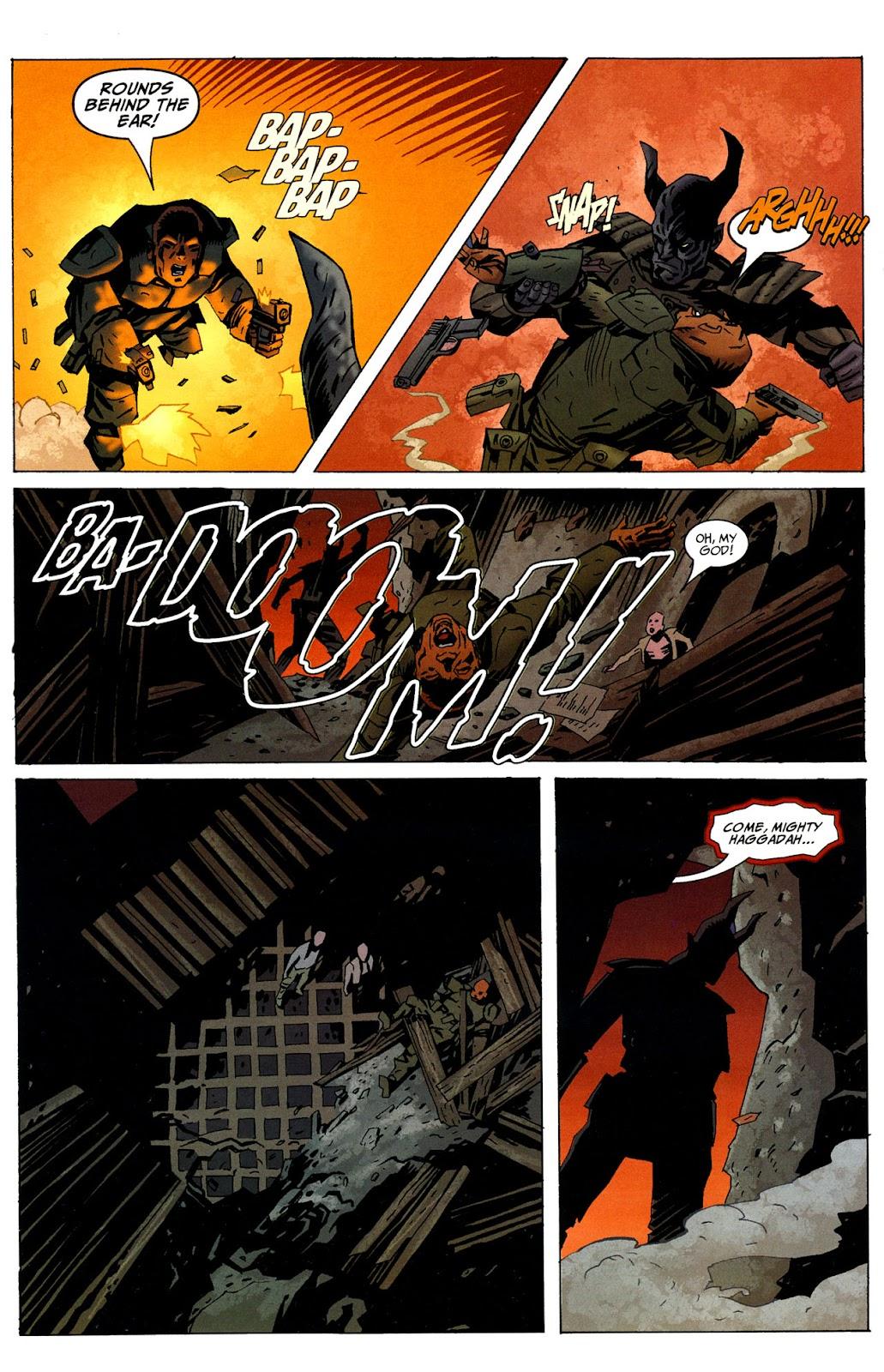 Strange Girl Issue #16 #17 - English 12