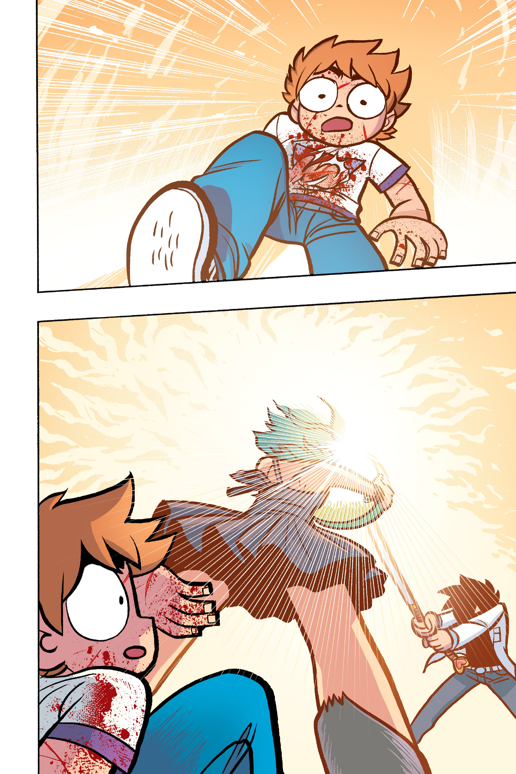 Read online Scott Pilgrim comic -  Issue #6 - 185