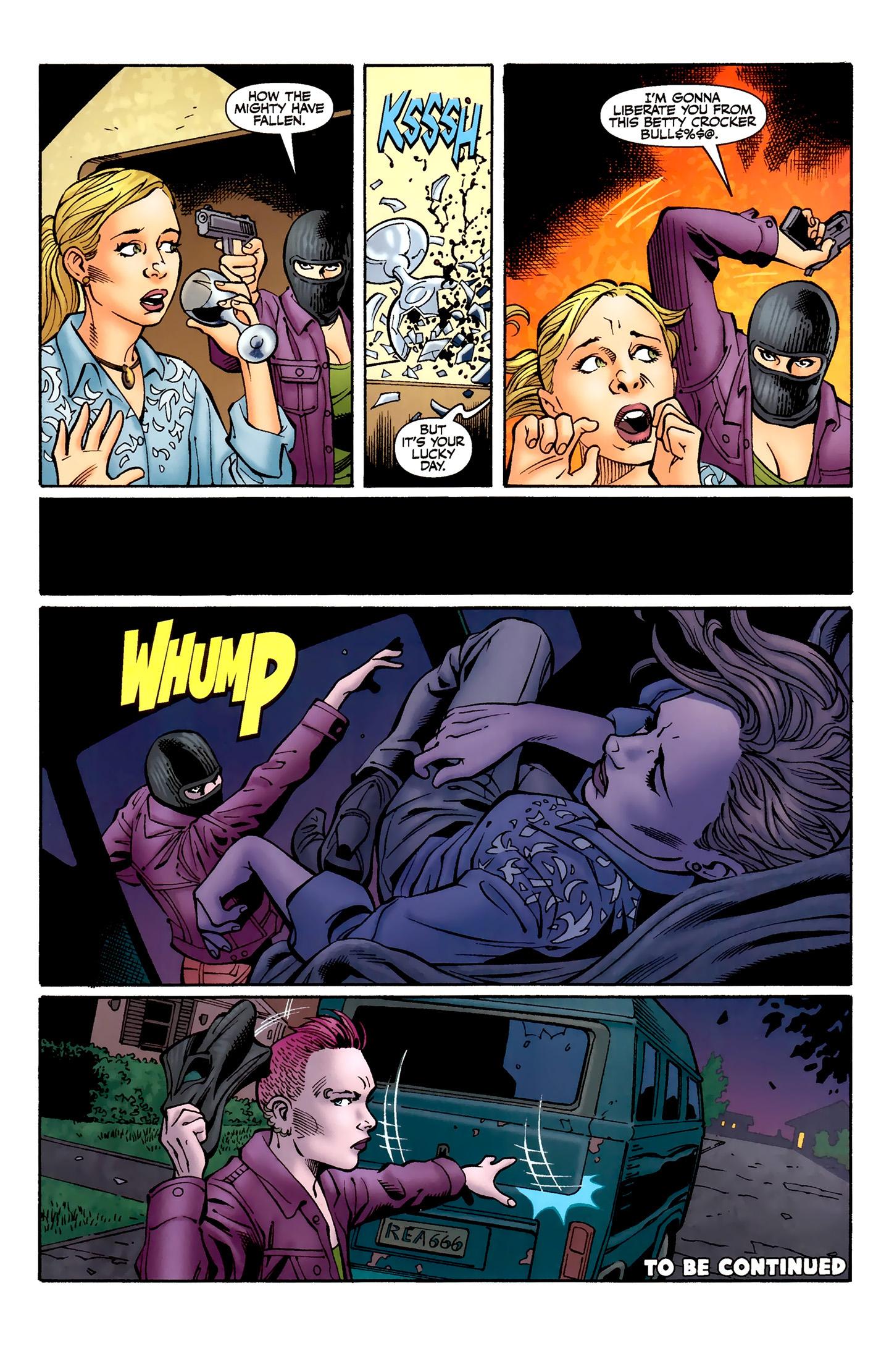 Read online Buffy the Vampire Slayer Season Nine comic -  Issue #8 - 25