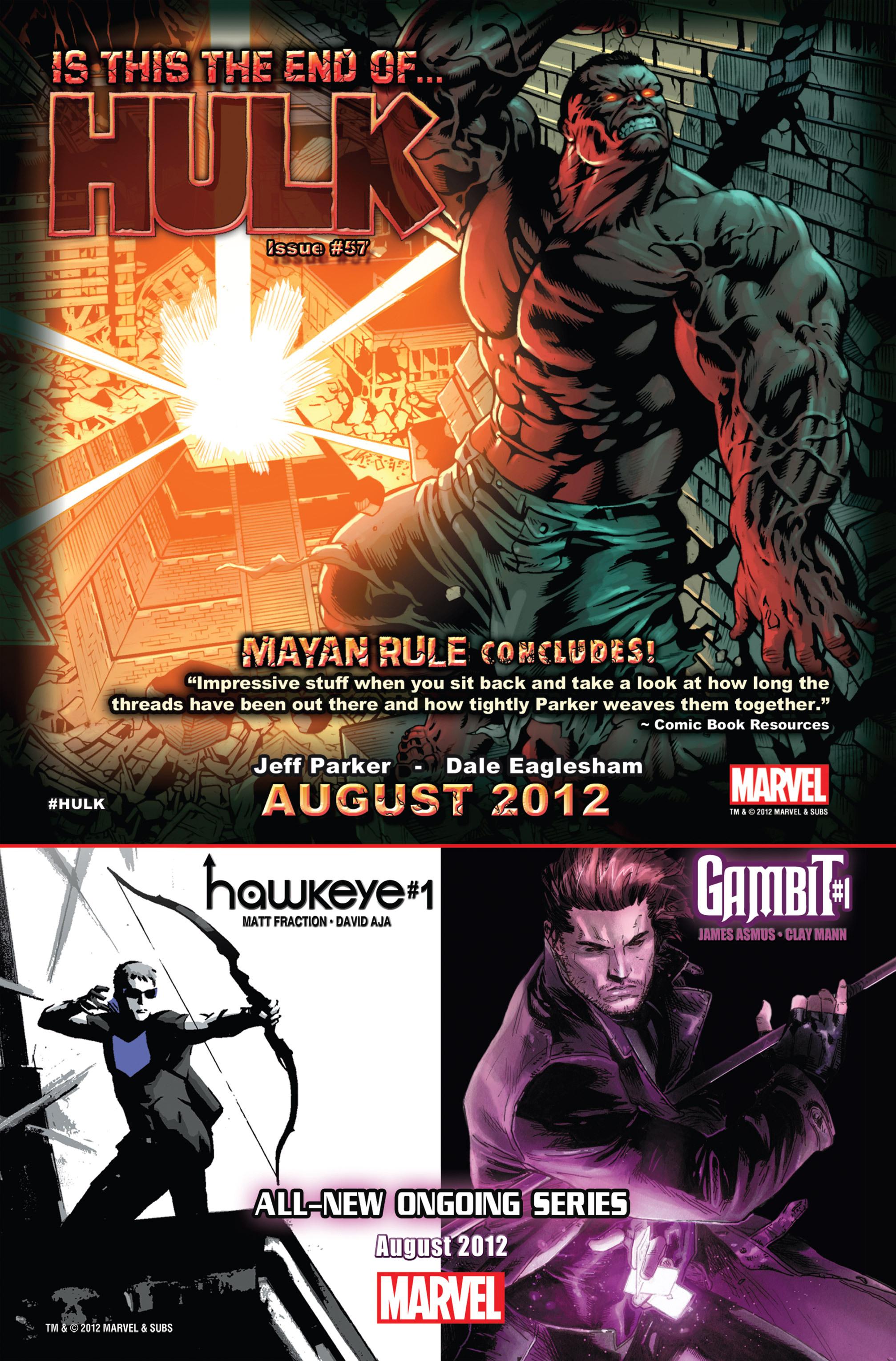 Read online Secret Avengers (2010) comic -  Issue #29 - 22