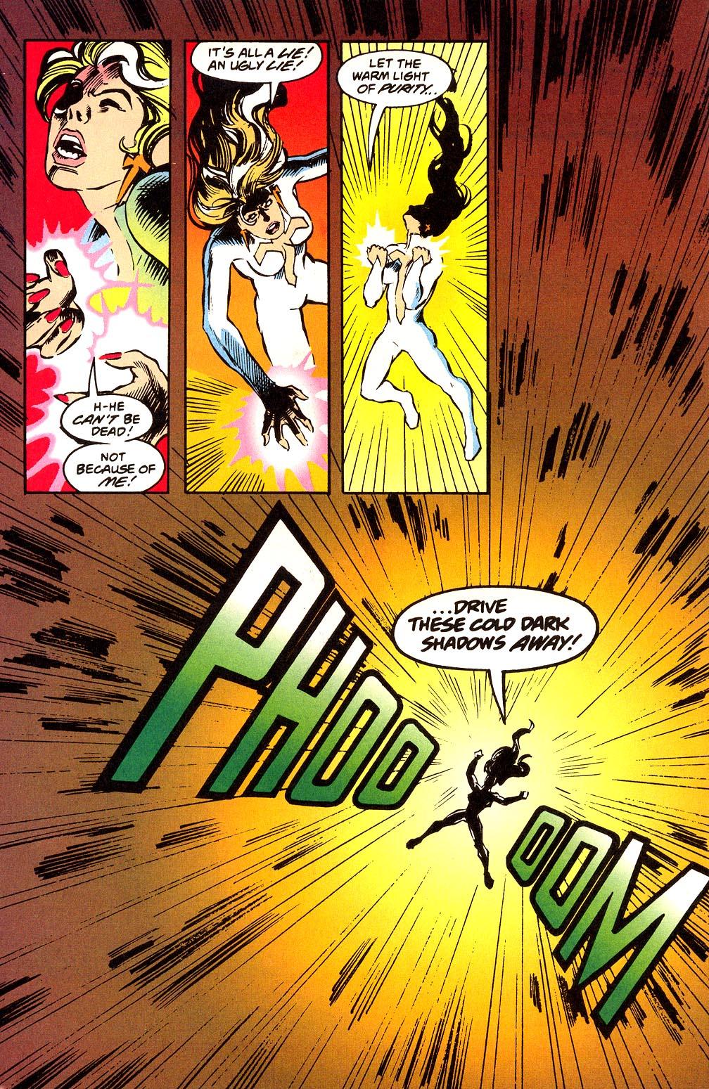 Read online Secret Defenders comic -  Issue #23 - 18