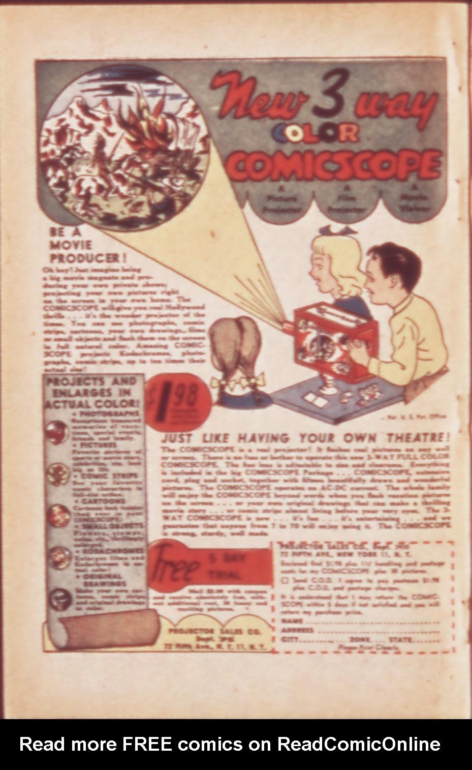 Sub-Mariner Comics #24 #24 - English 34