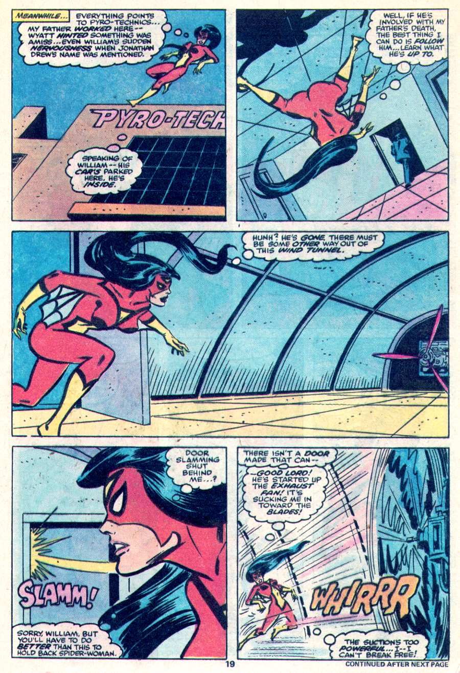 Spider-Woman (1978) Issue #4 #4 - English 12