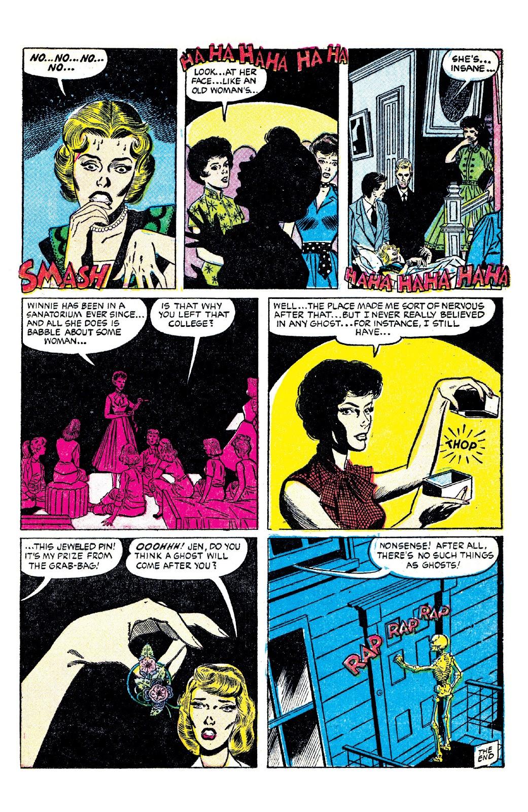 Haunted Horror Issue #19 #19 - English 20