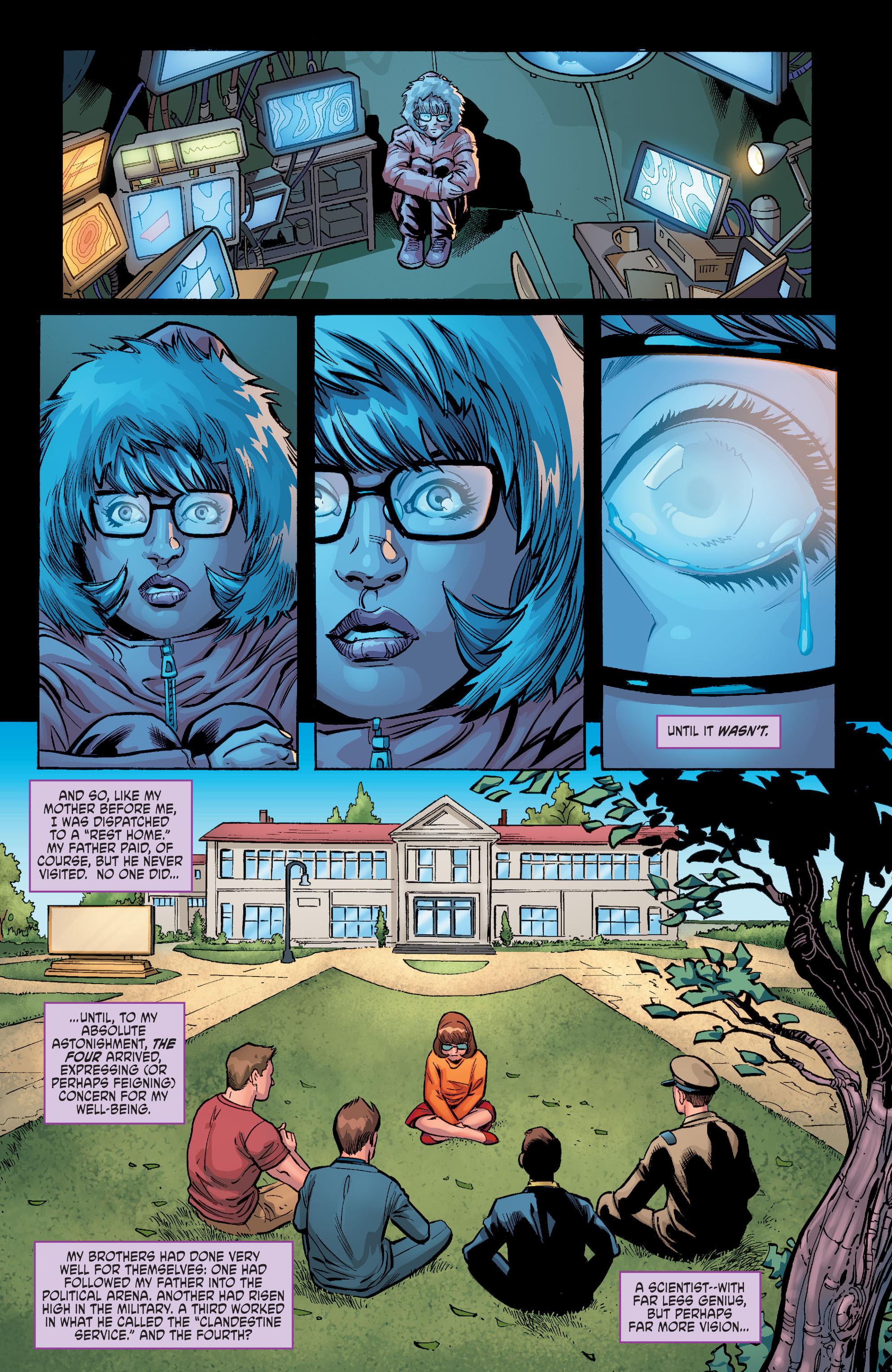 Read online Scooby Apocalypse comic -  Issue #6 - 14