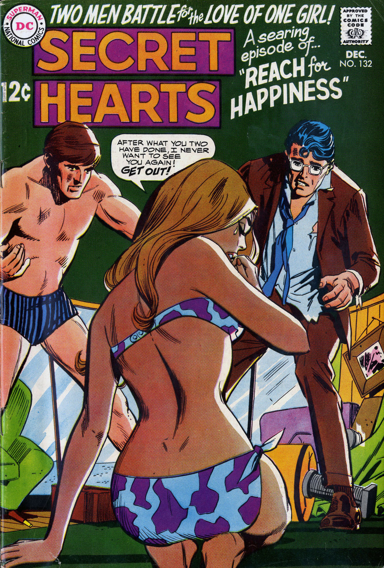 Read online Secret Hearts comic -  Issue #132 - 36