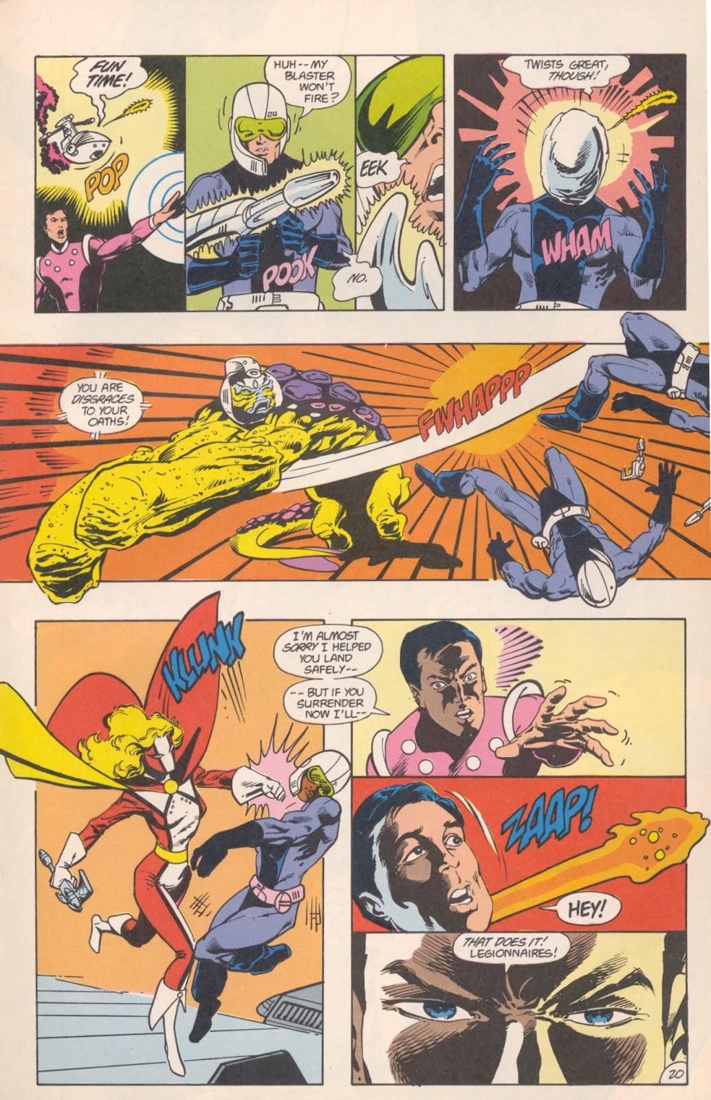 Tales of the Legion Issue #341 #28 - English 21