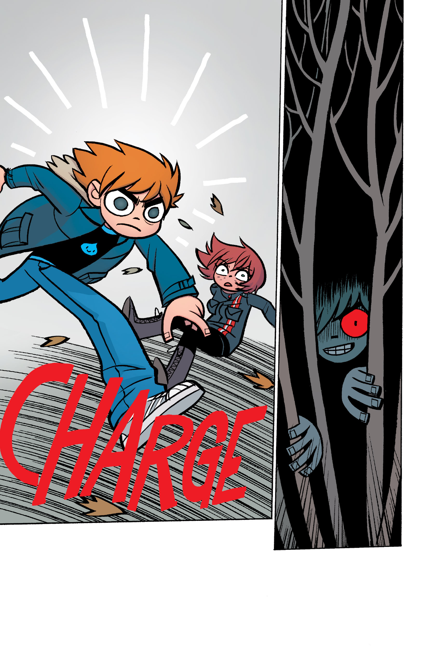 Read online Scott Pilgrim comic -  Issue #6 - 76
