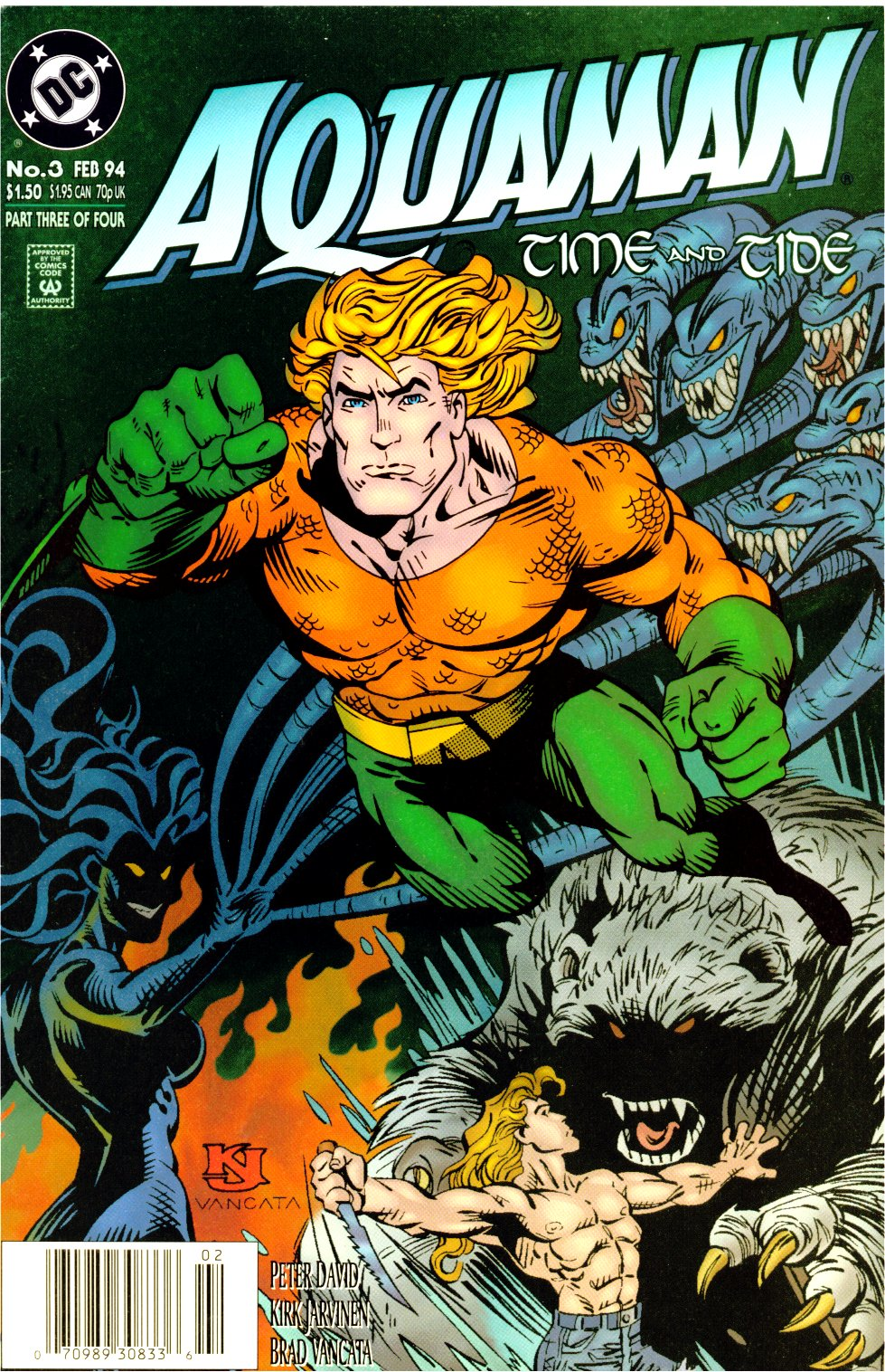 Aquaman: Time and Tide 3 Page 1