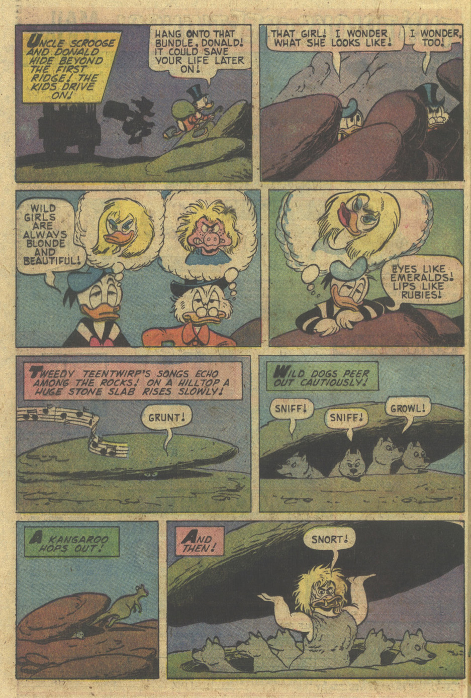 Uncle Scrooge (1953) Issue #128 #128 - English 24