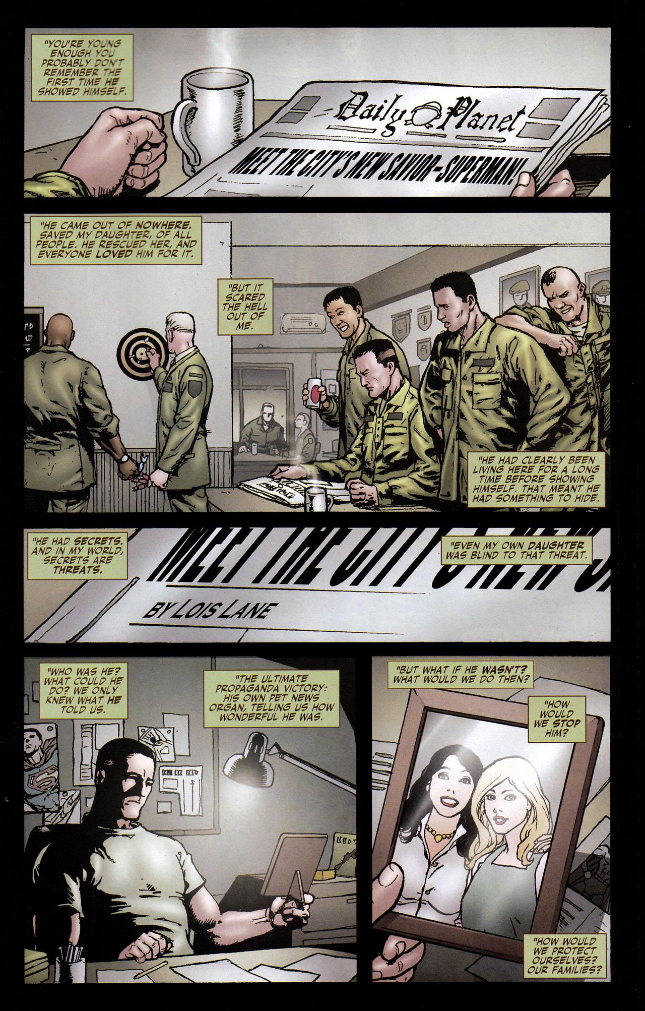 Read online Adventure Comics (2009) comic -  Issue #8 - 25