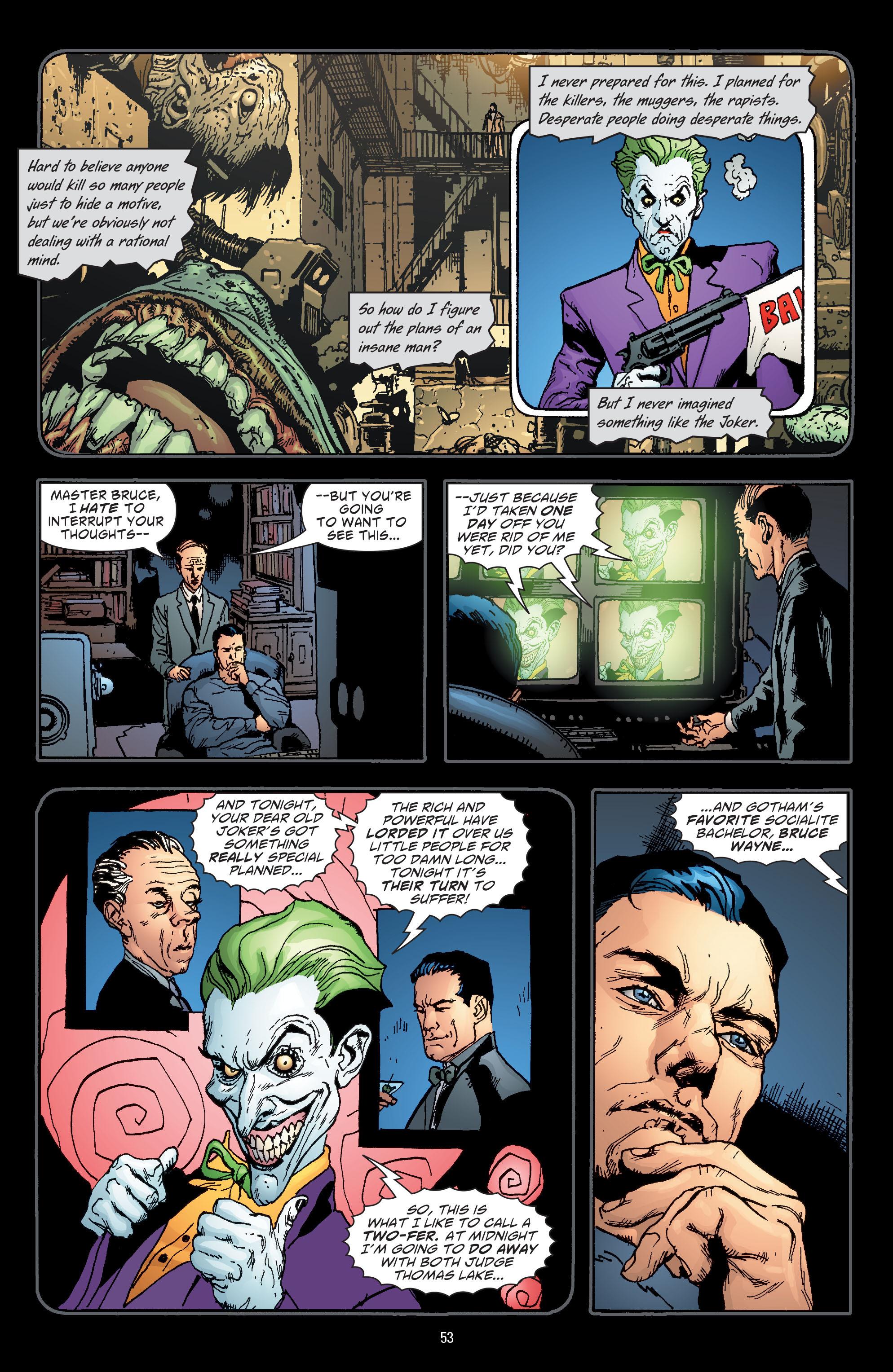 Batman: The Man Who Laughs chap 1 pic 54