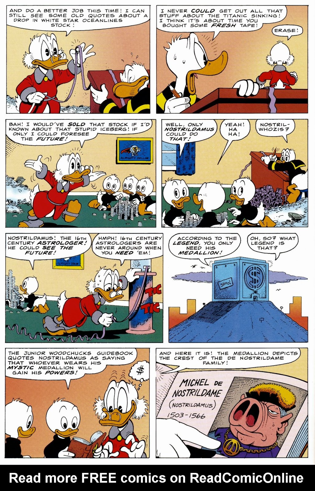 Uncle Scrooge (1953) Issue #327 #327 - English 44