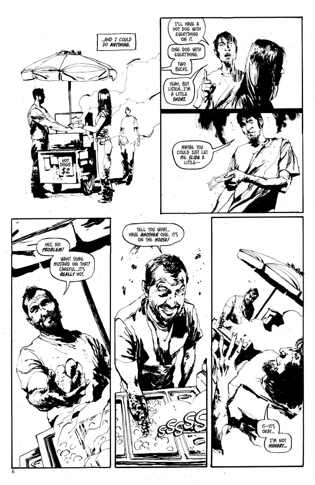 Creepy (2009) Issue #1 #1 - English 8