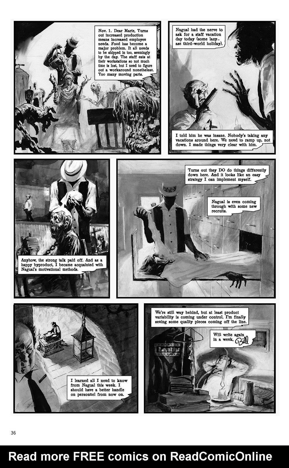 Creepy (2009) Issue #3 #3 - English 38