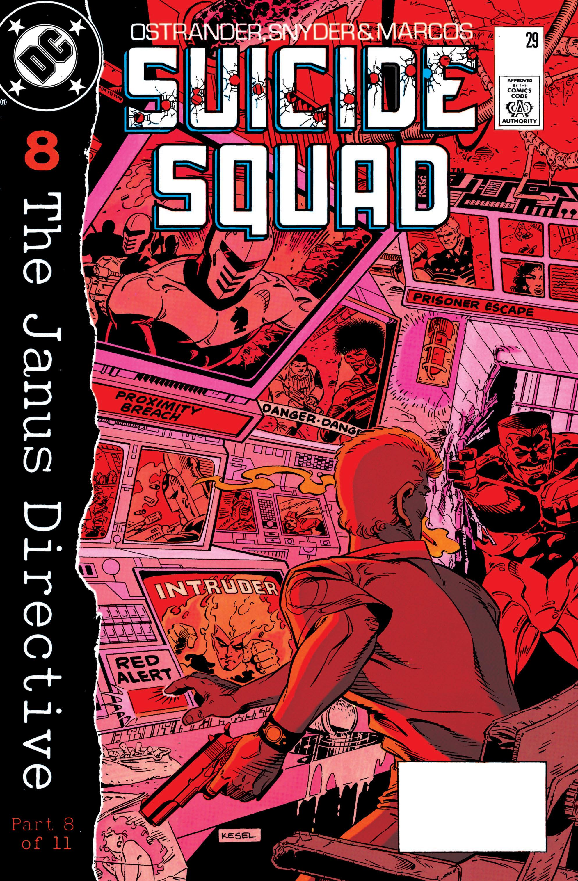 Suicide Squad (1987) 29 Page 1