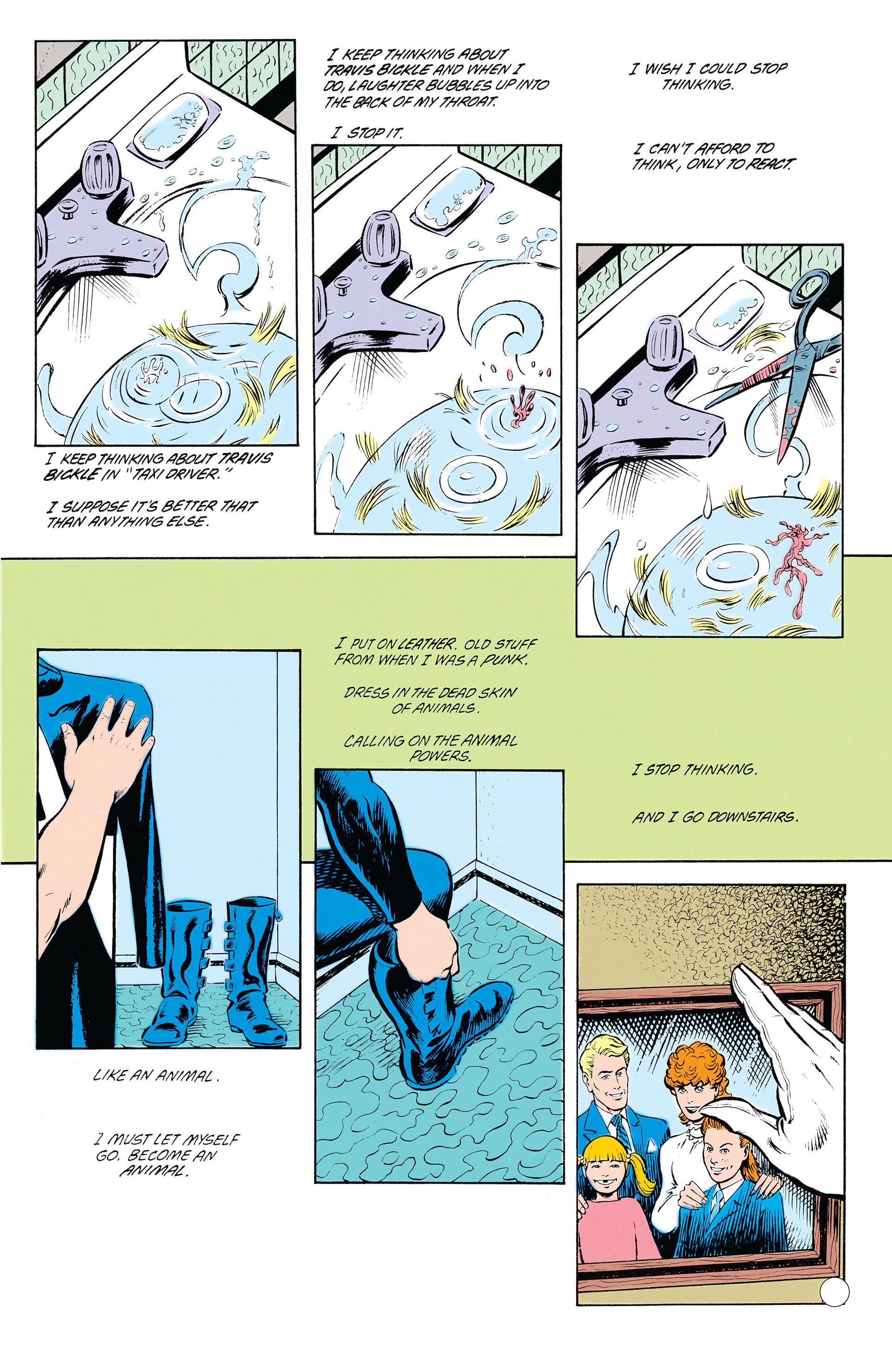 Animal Man (1988) 21 Page 1