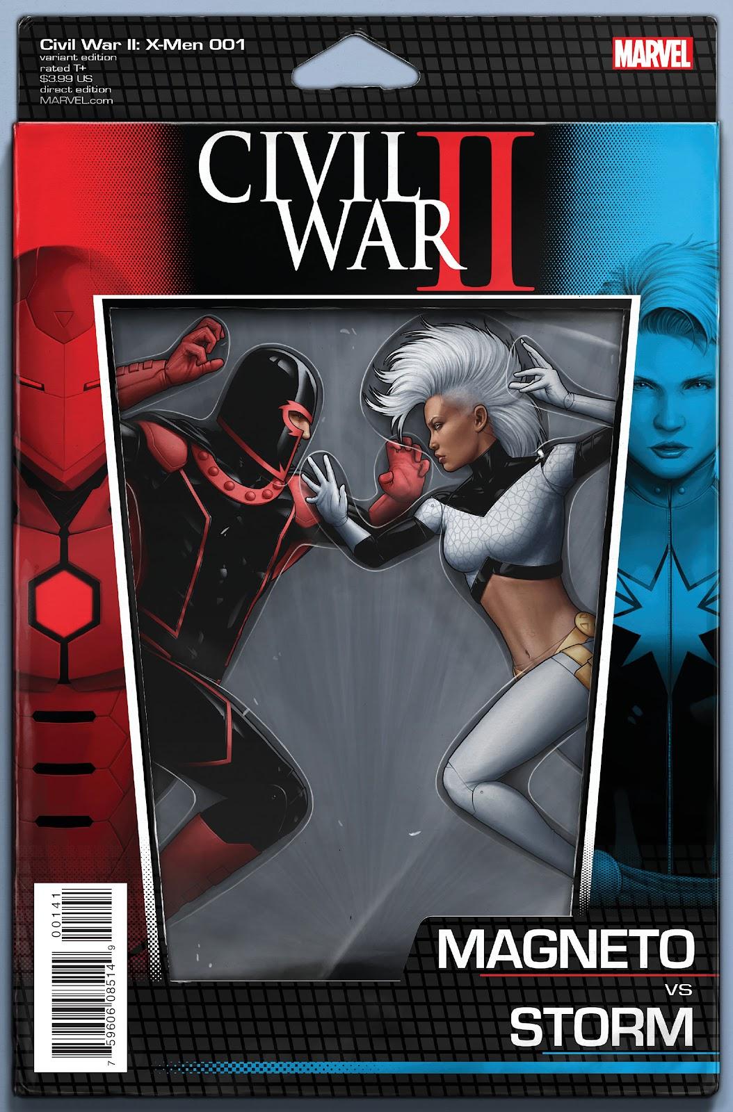 Civil War II: X-Men Issue #1 #1 - English 5