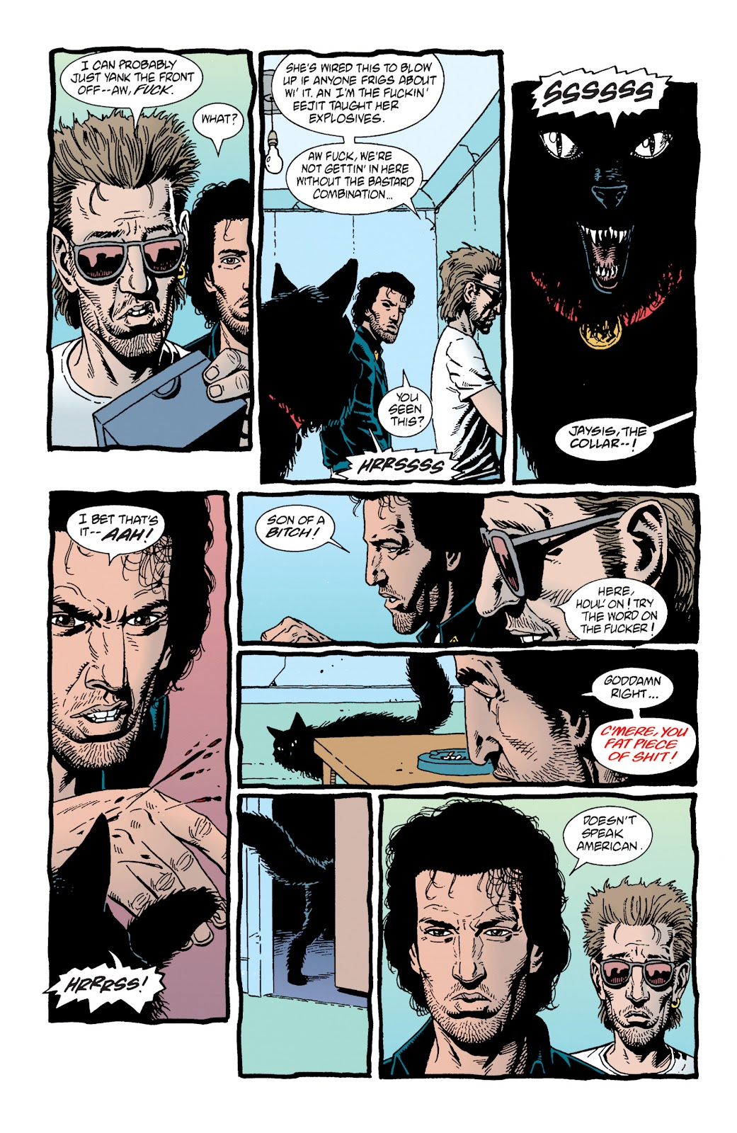 Preacher Issue #14 #23 - English 7