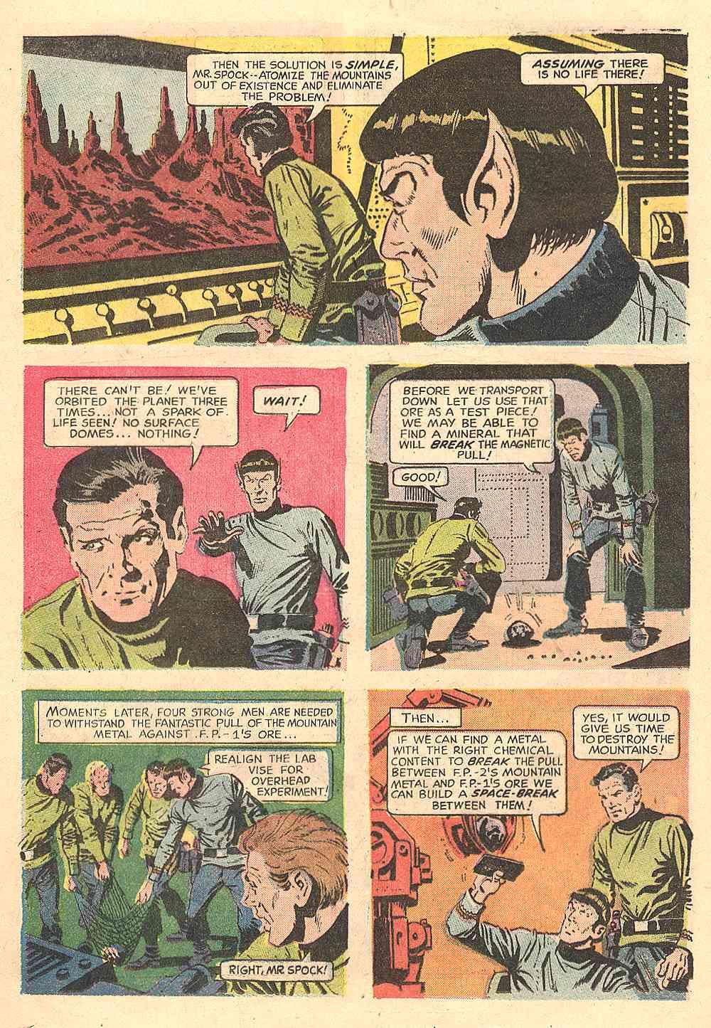 Star Trek (1967) Issue #6 #6 - English 16