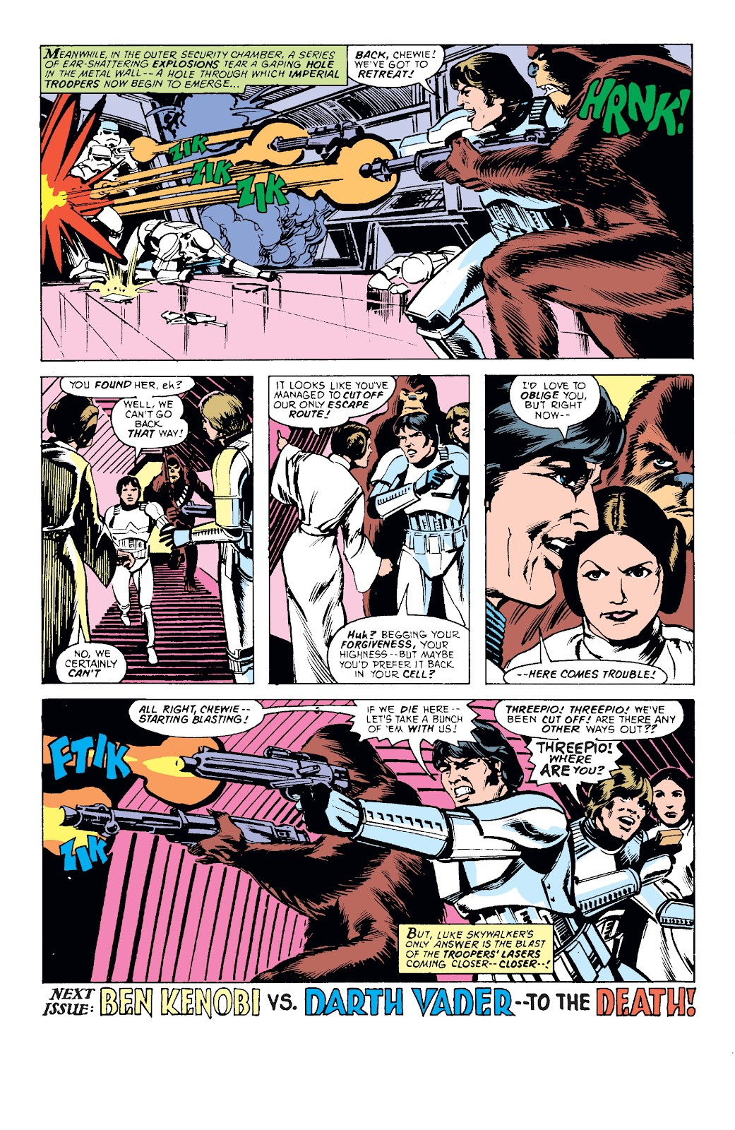 Star Wars (1977) Issue #3 #6 - English 19