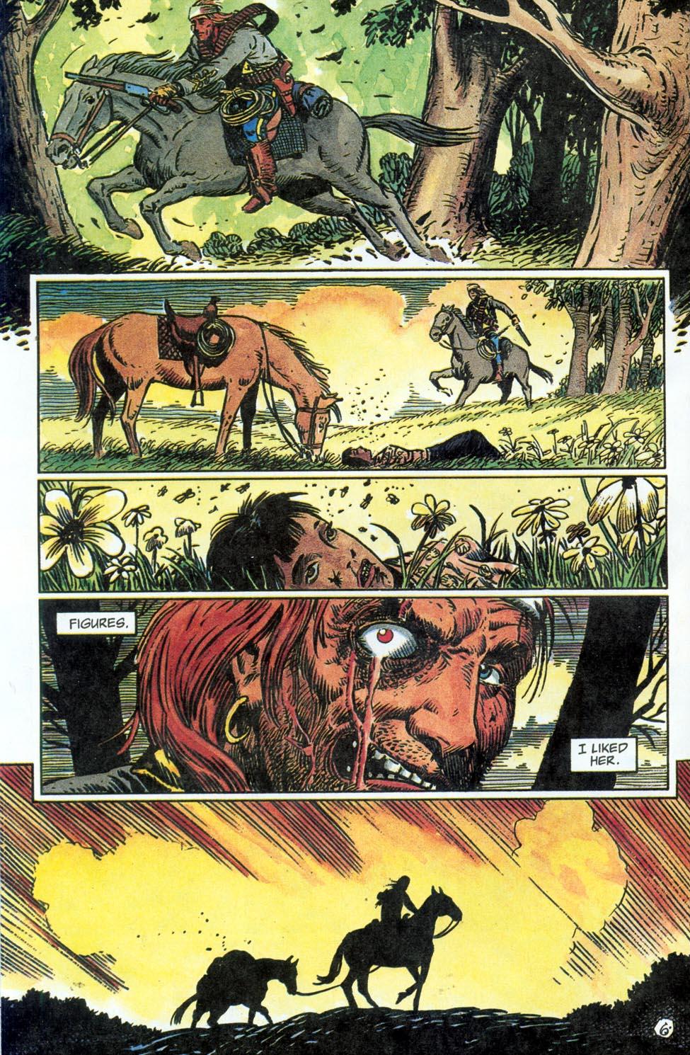 Jonah Hex: Two-Gun Mojo Issue #3 #3 - English 8