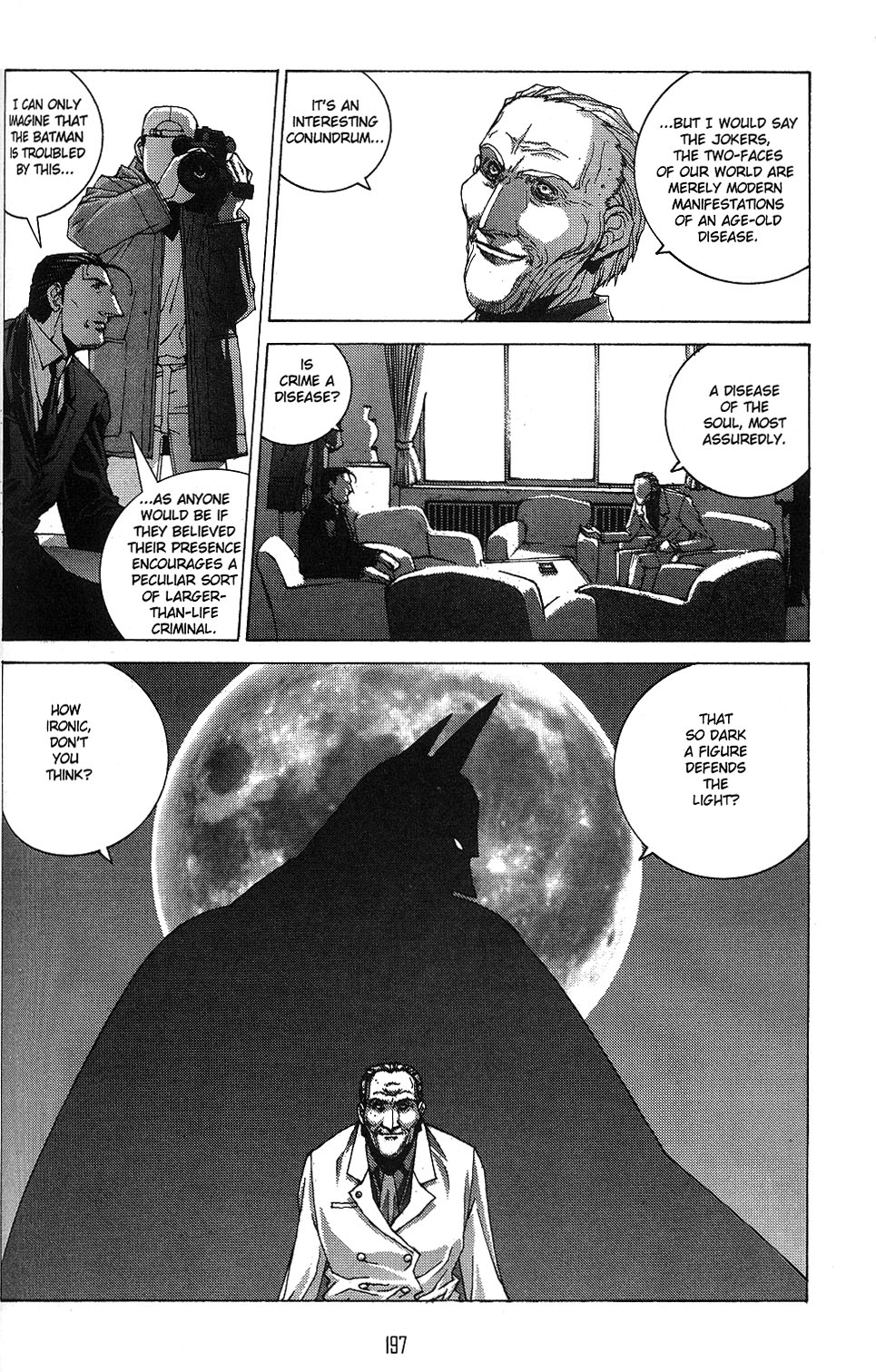 Read online Batman: Child of Dreams comic -  Issue # Full - 187