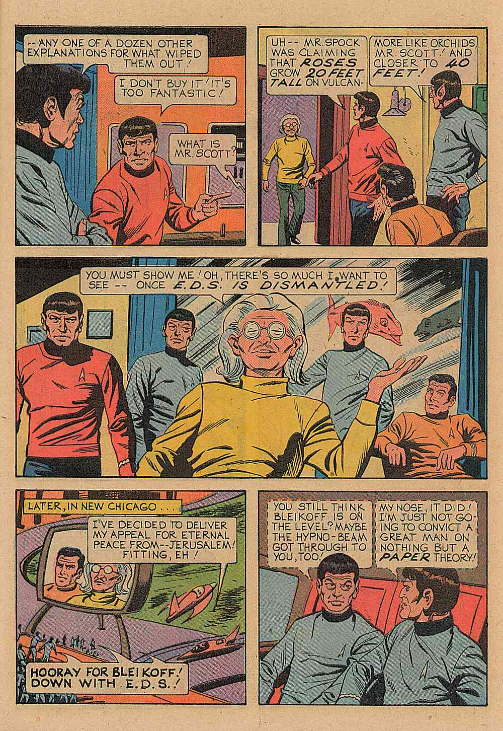 Star Trek (1967) Issue #39 #39 - English 19