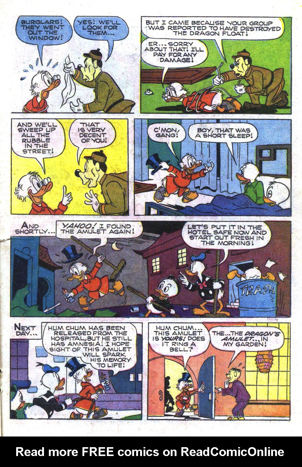 Uncle Scrooge (1953) Issue #74 #74 - English 21