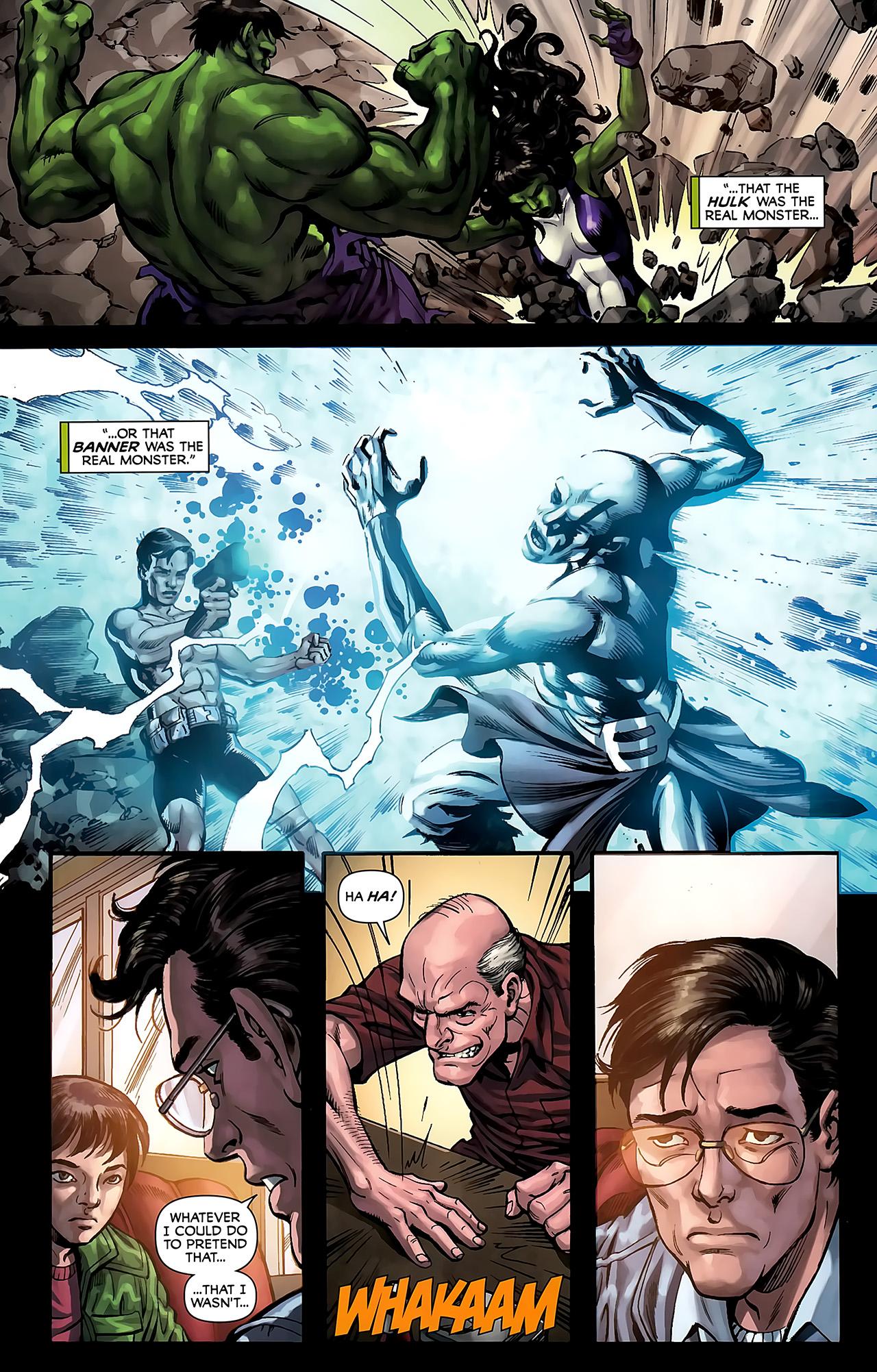 Incredible Hulks (2010) #635 #26 - English 31
