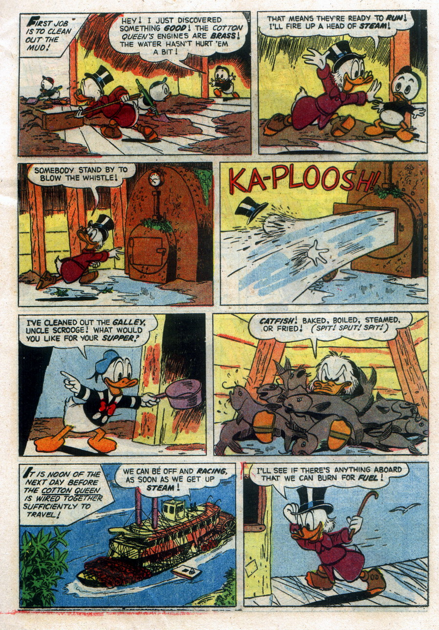 Uncle Scrooge (1953) Issue #11 #11 - English 13