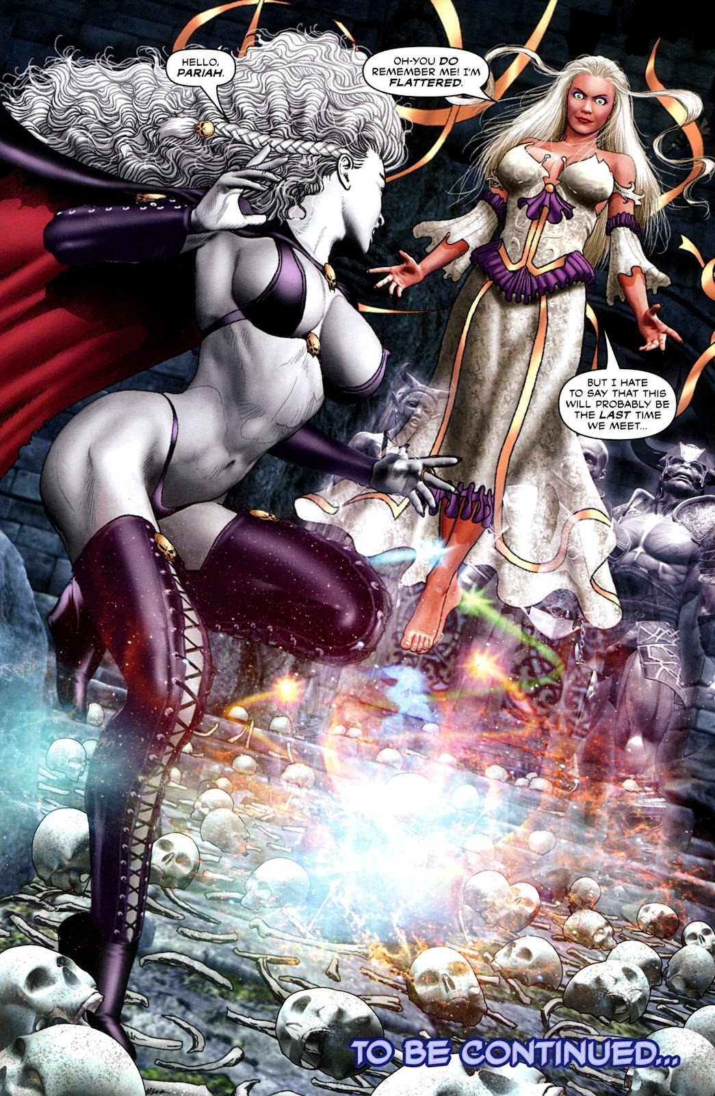 Lady Death (2010) Issue #25 #28 - English 25